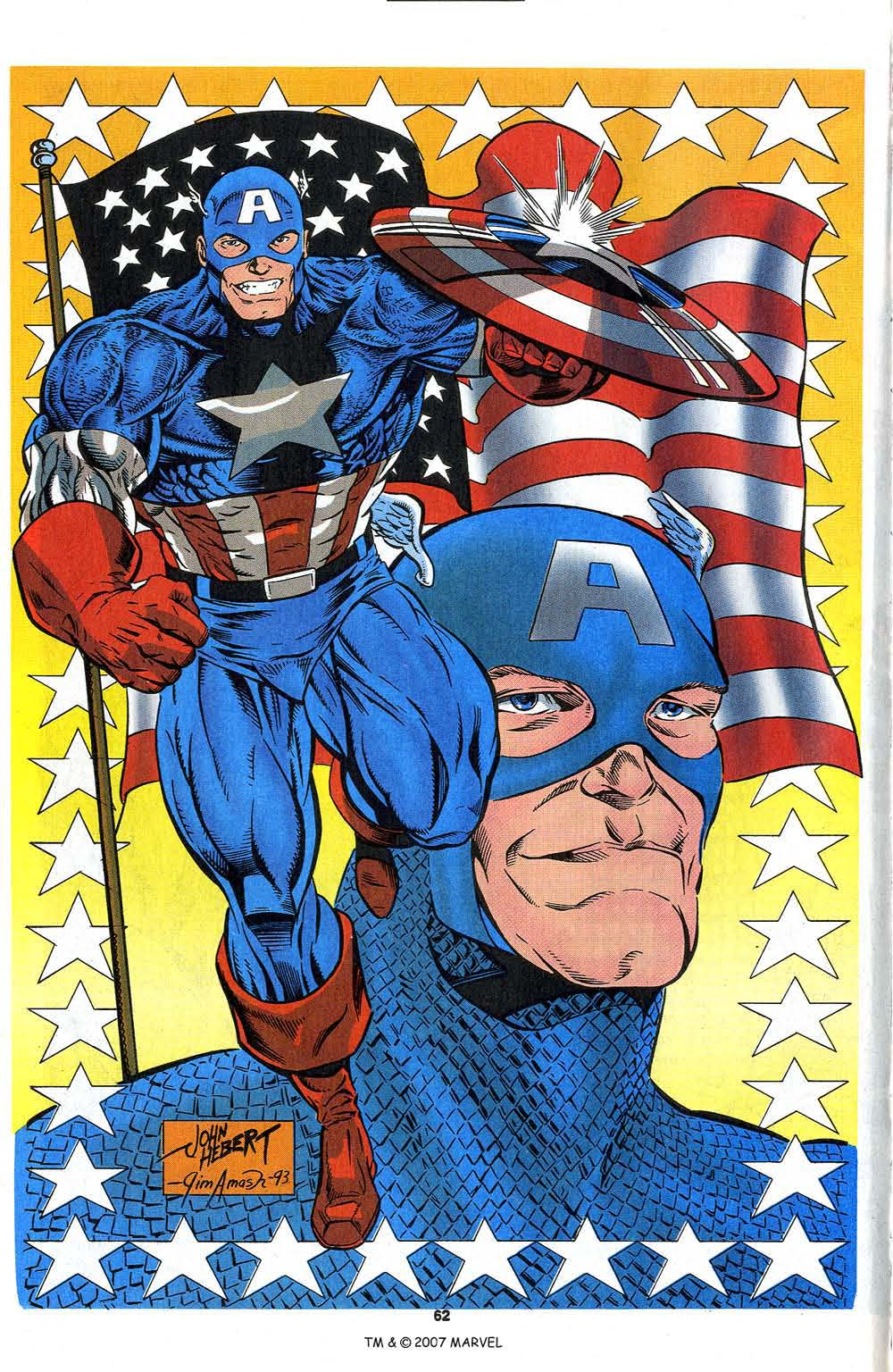 Read online Captain America (1968) comic -  Issue # _Annual 13 - 64