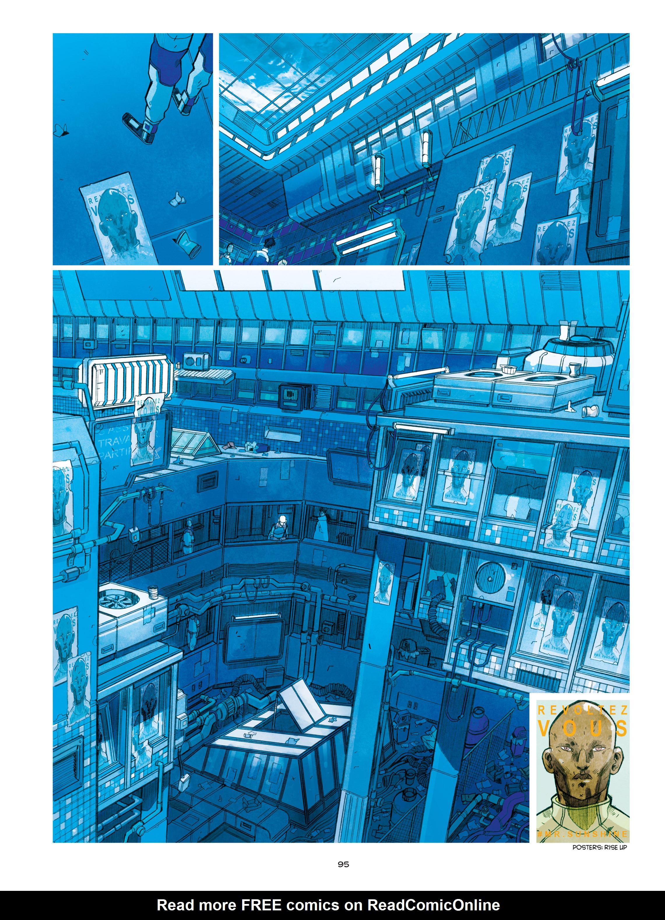 Read online Shangri-La comic -  Issue # Full - 96