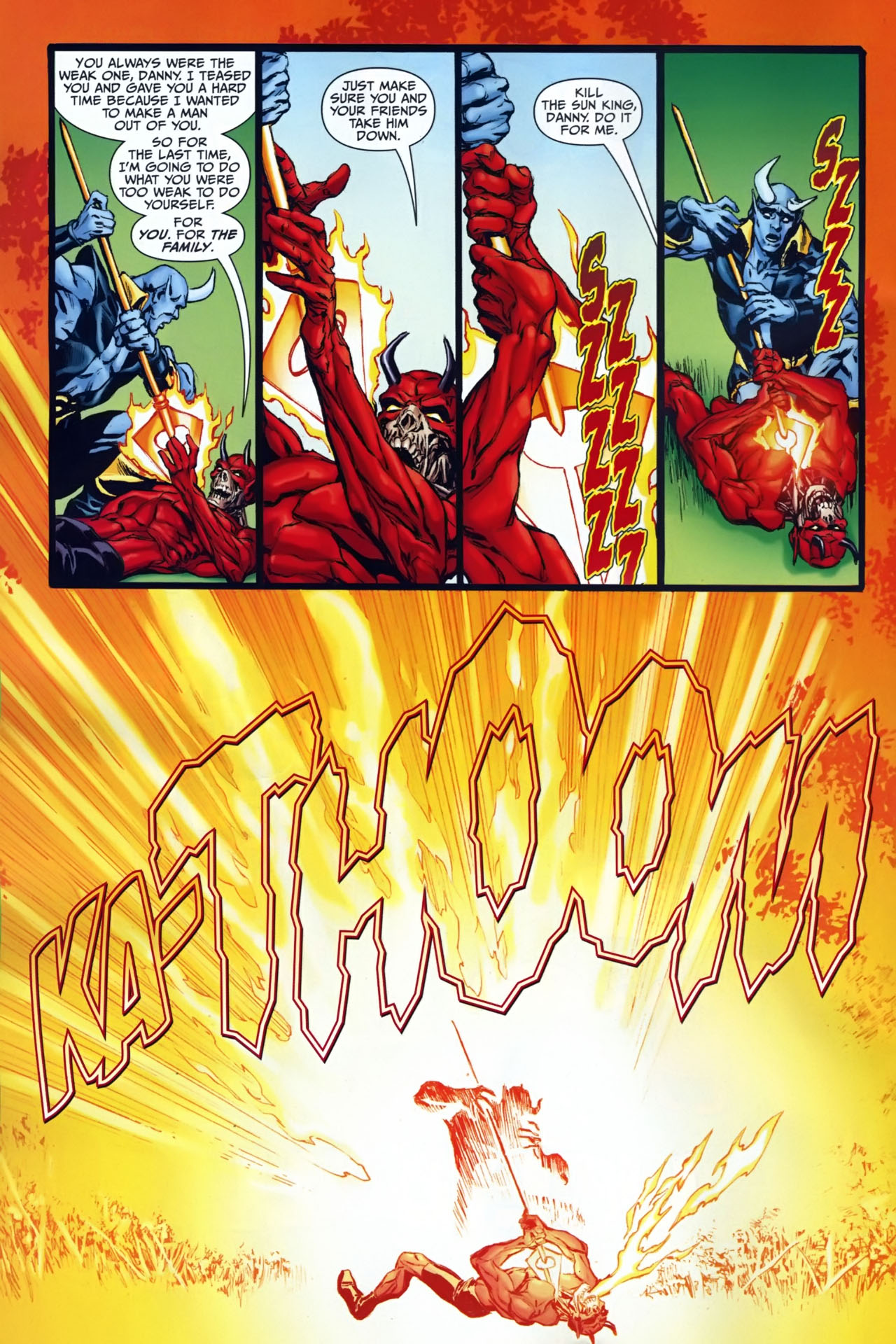 Read online Shadowpact comic -  Issue #25 - 7