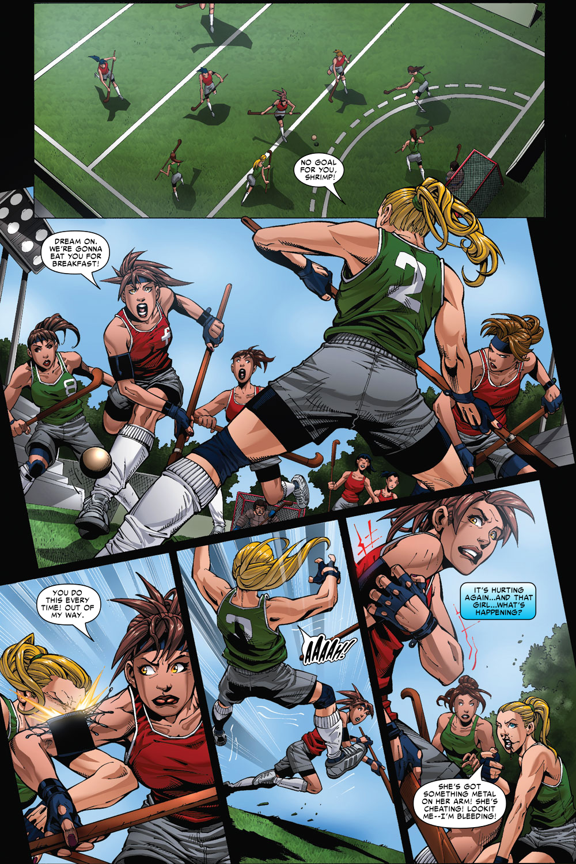 Read online Amazing Fantasy (2004) comic -  Issue #4 - 12