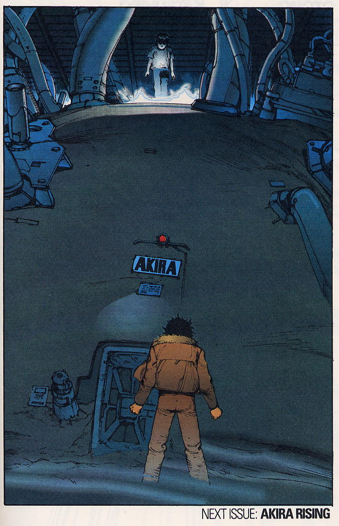Read online Akira comic -  Issue #10 - 65