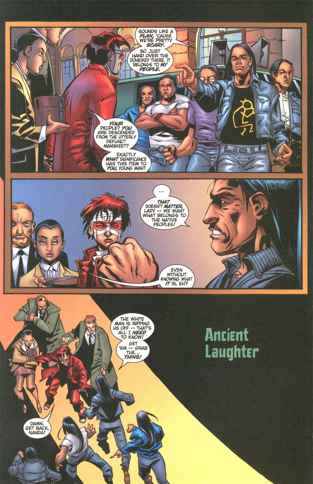 Read online Painkiller Jane/Hellboy comic -  Issue # Full - 4