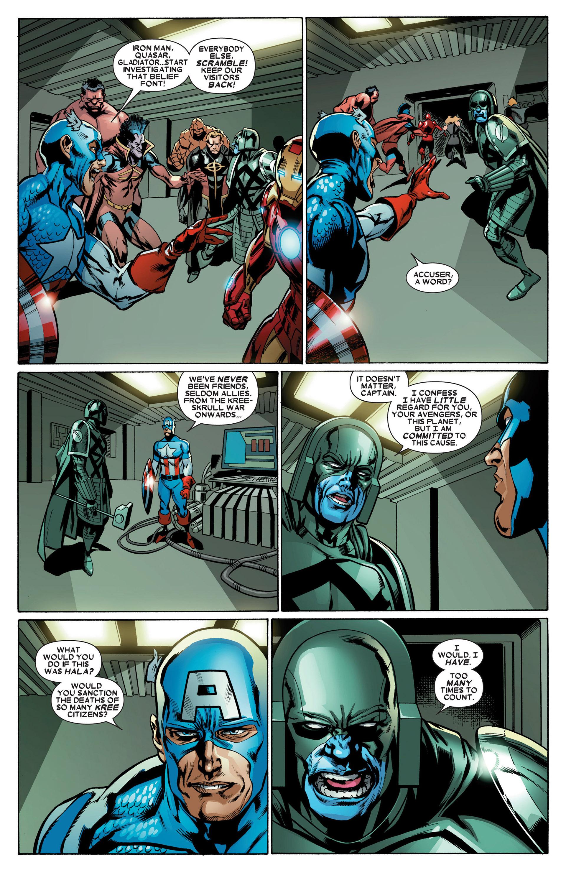 Read online Annihilators: Earthfall comic -  Issue #3 - 15