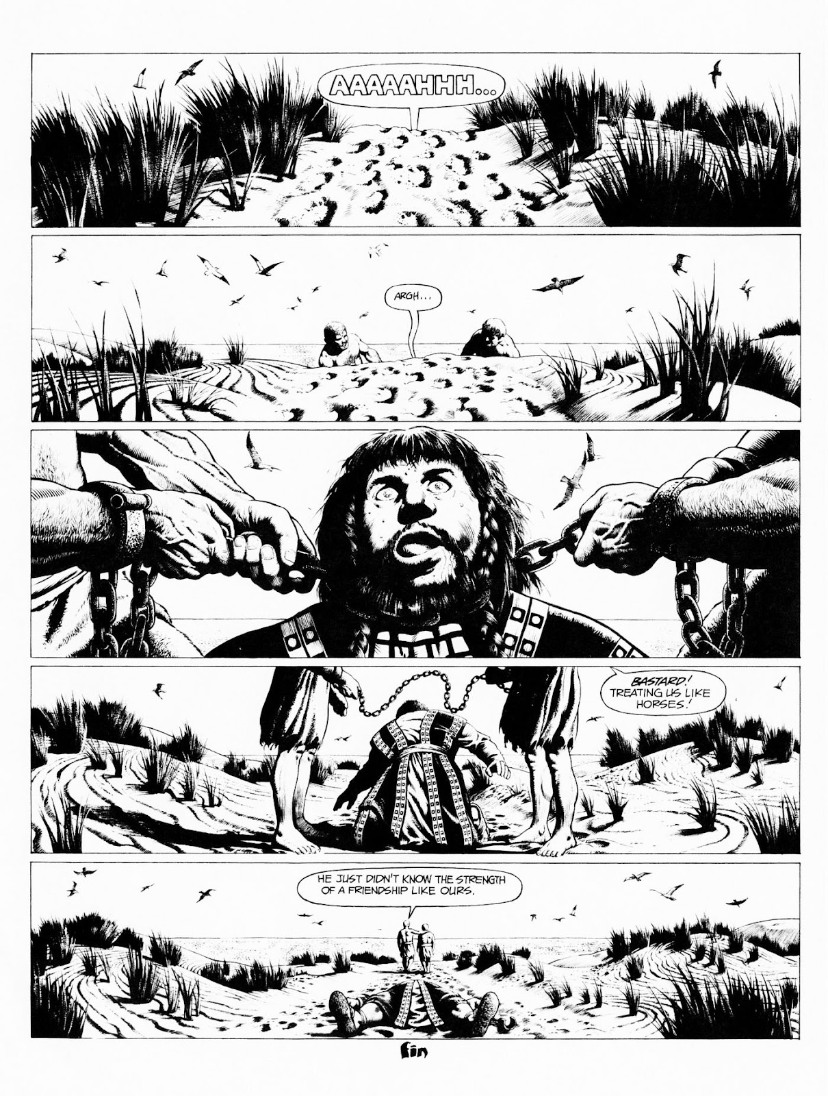 Conquering Armies issue TPB - Page 59