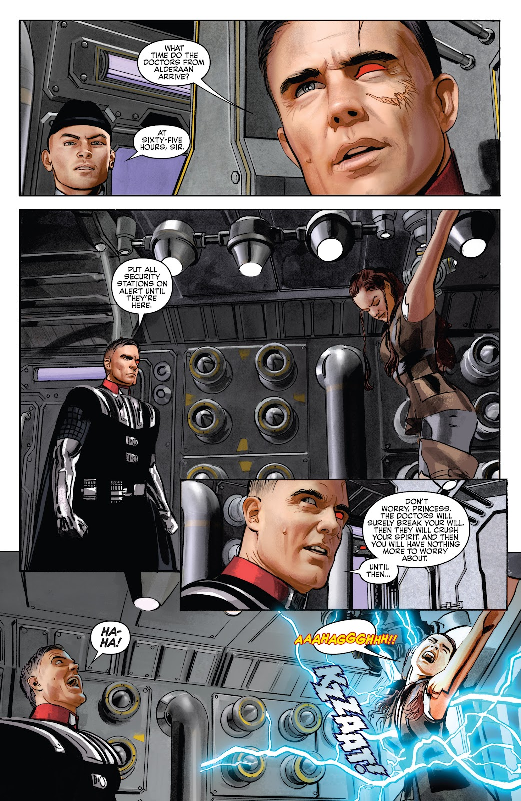 Read online Star Wars Legends: Infinities - Epic Collection comic -  Issue # TPB (Part 5) - 57