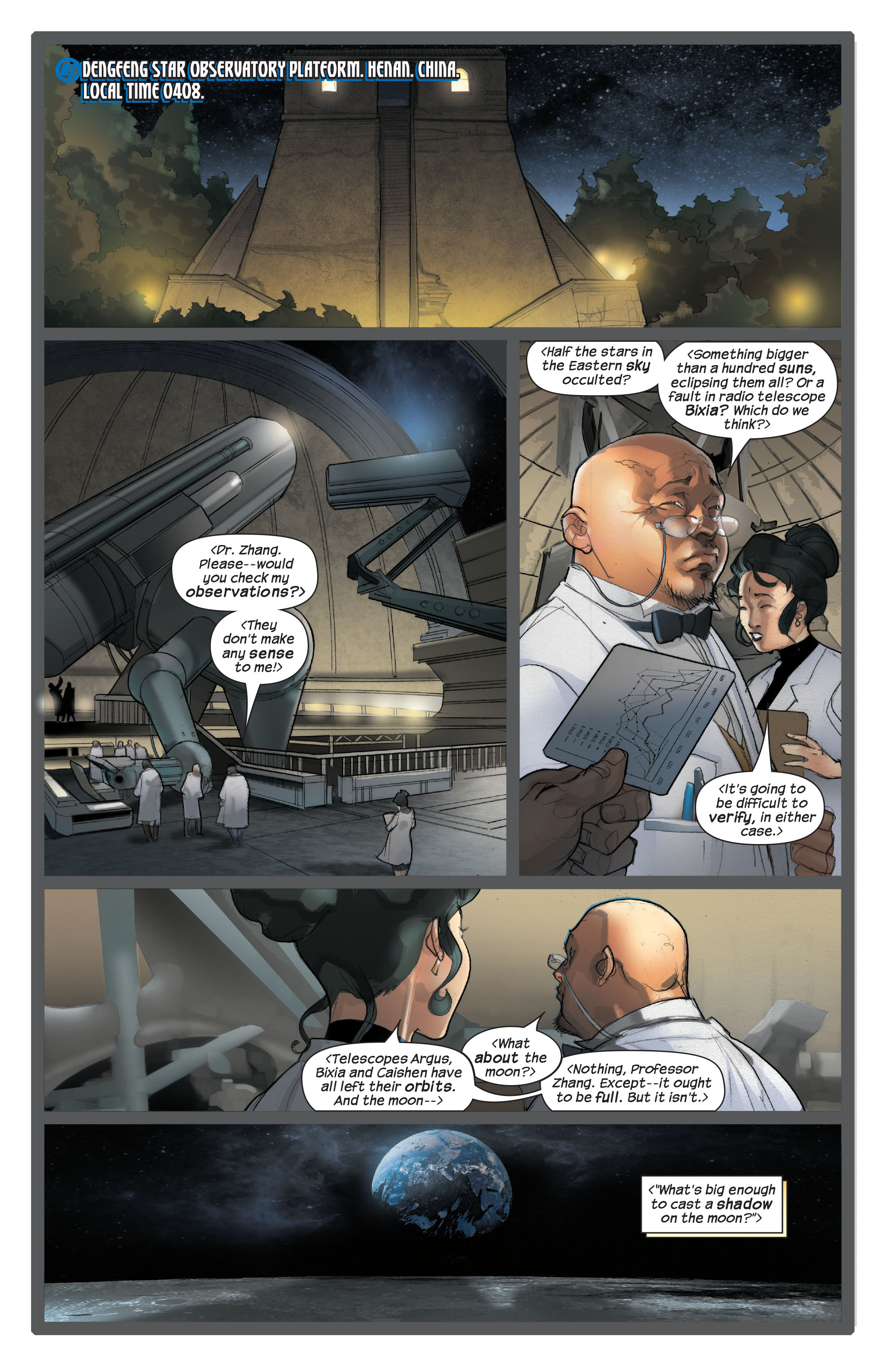 Read online Ultimate Fantastic Four (2004) comic -  Issue #42 - 15
