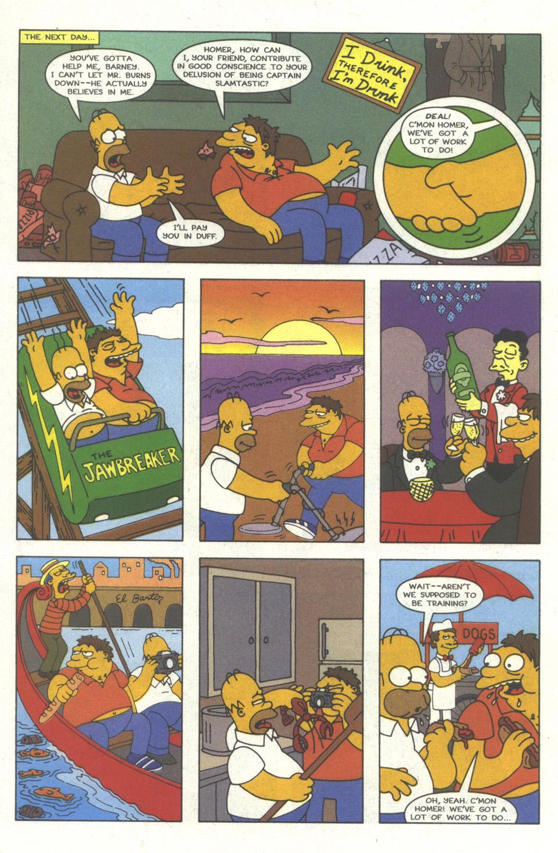 Read online Simpsons Comics comic -  Issue #29 - 19