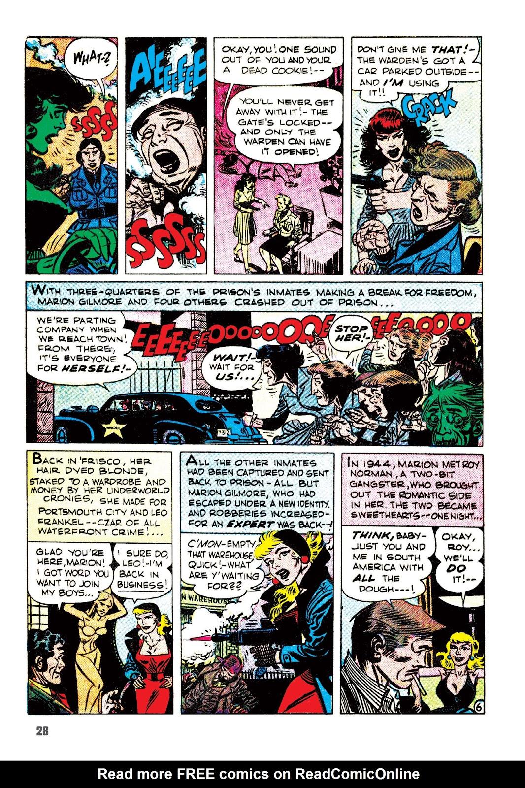 Read online The Joe Kubert Archives comic -  Issue # TPB (Part 1) - 39