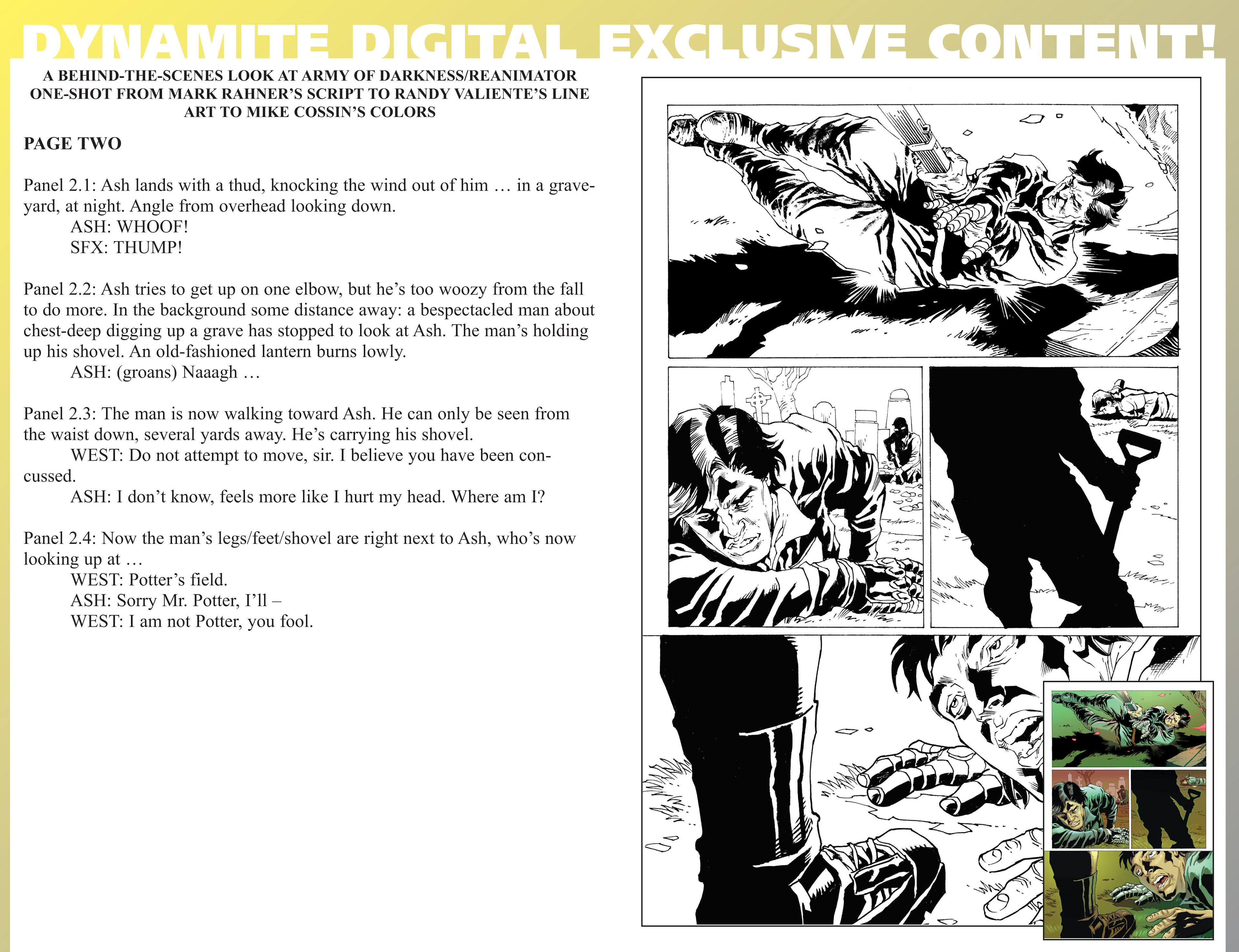 Read online Army of Darkness/Reanimator comic -  Issue #Army of Darkness/Reanimator Full - 44