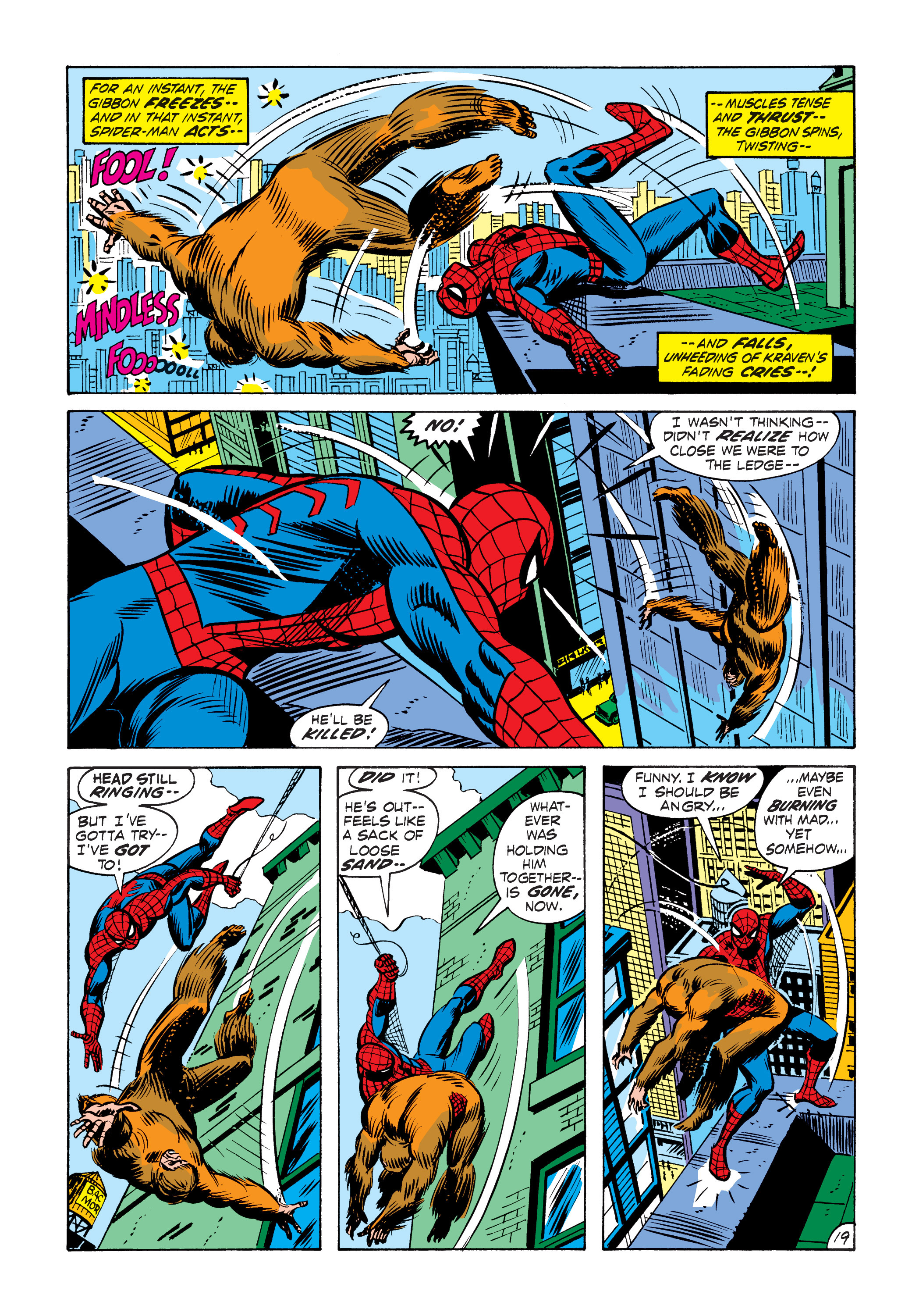 The Amazing Spider-Man (1963) 111 Page 19