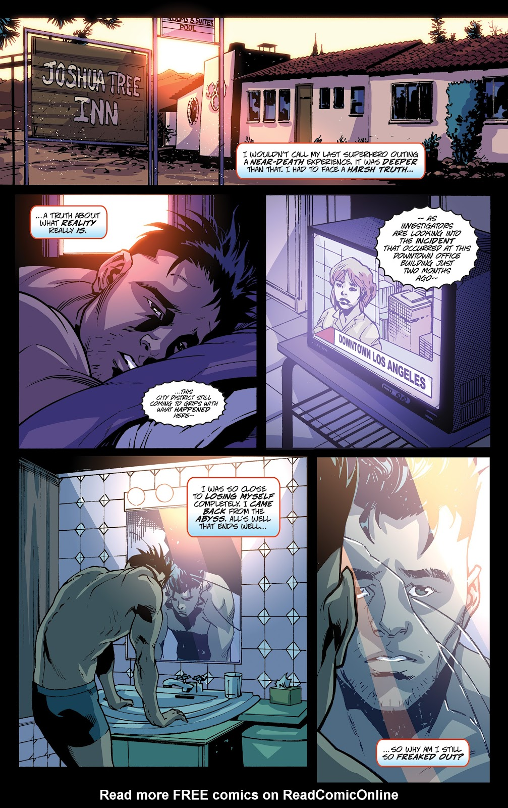 Read online Accell comic -  Issue #20 - 5