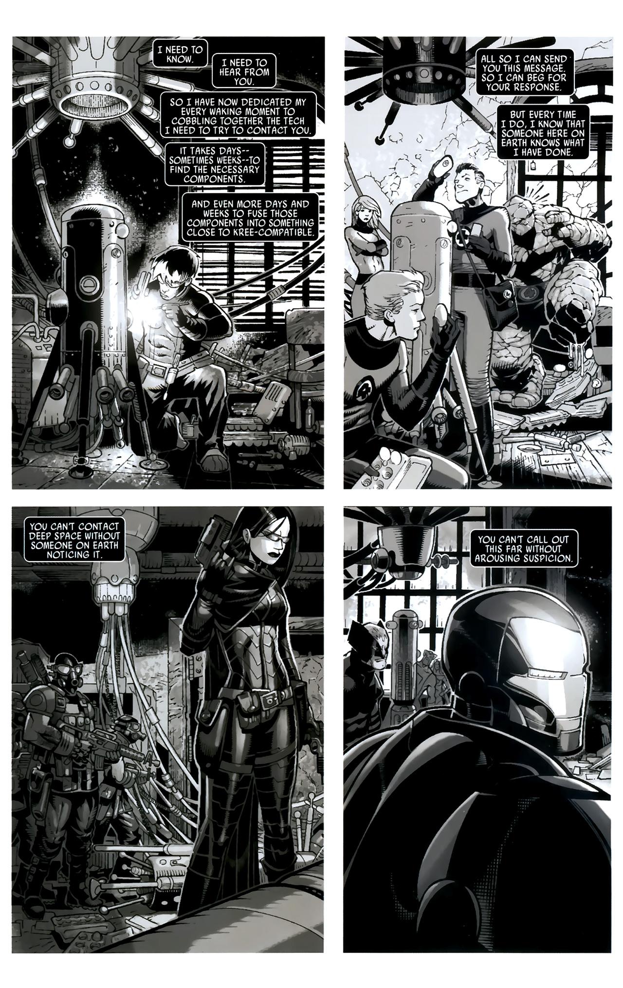 Read online Dark Avengers (2009) comic -  Issue # _Annual 1 - 5