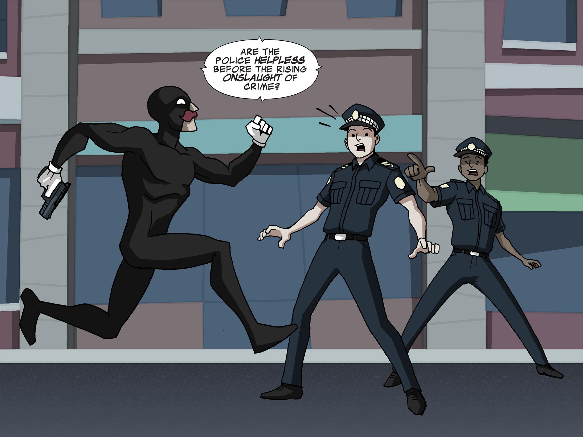 Read online Ultimate Spider-Man (Infinite Comics) (2015) comic -  Issue #19 - 4