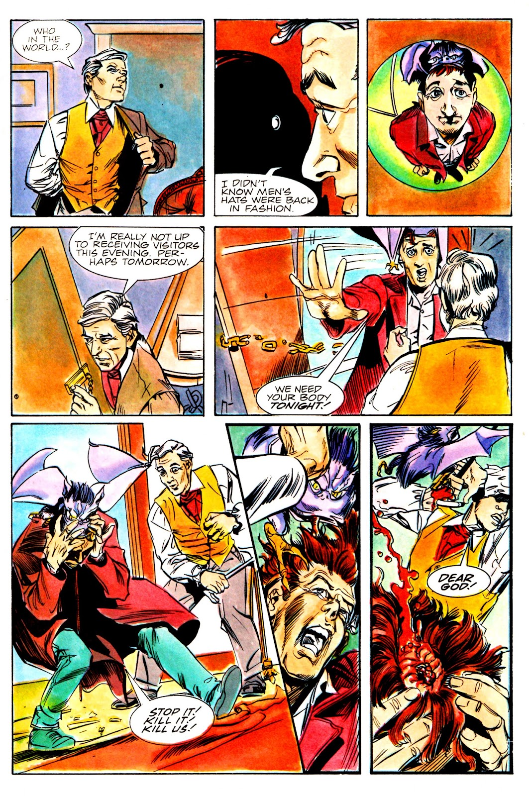 Fright Night issue 3 - Page 13