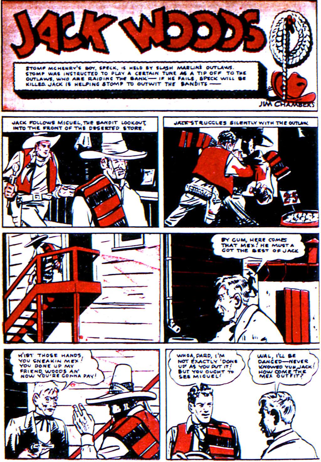 Read online Adventure Comics (1938) comic -  Issue #42 - 22