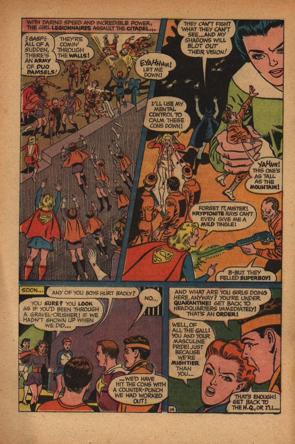 Read online Adventure Comics (1938) comic -  Issue #368 - 20