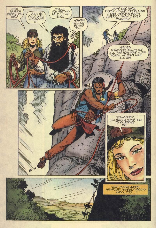 Read online Turok, Dinosaur Hunter (1993) comic -  Issue #7 - 14