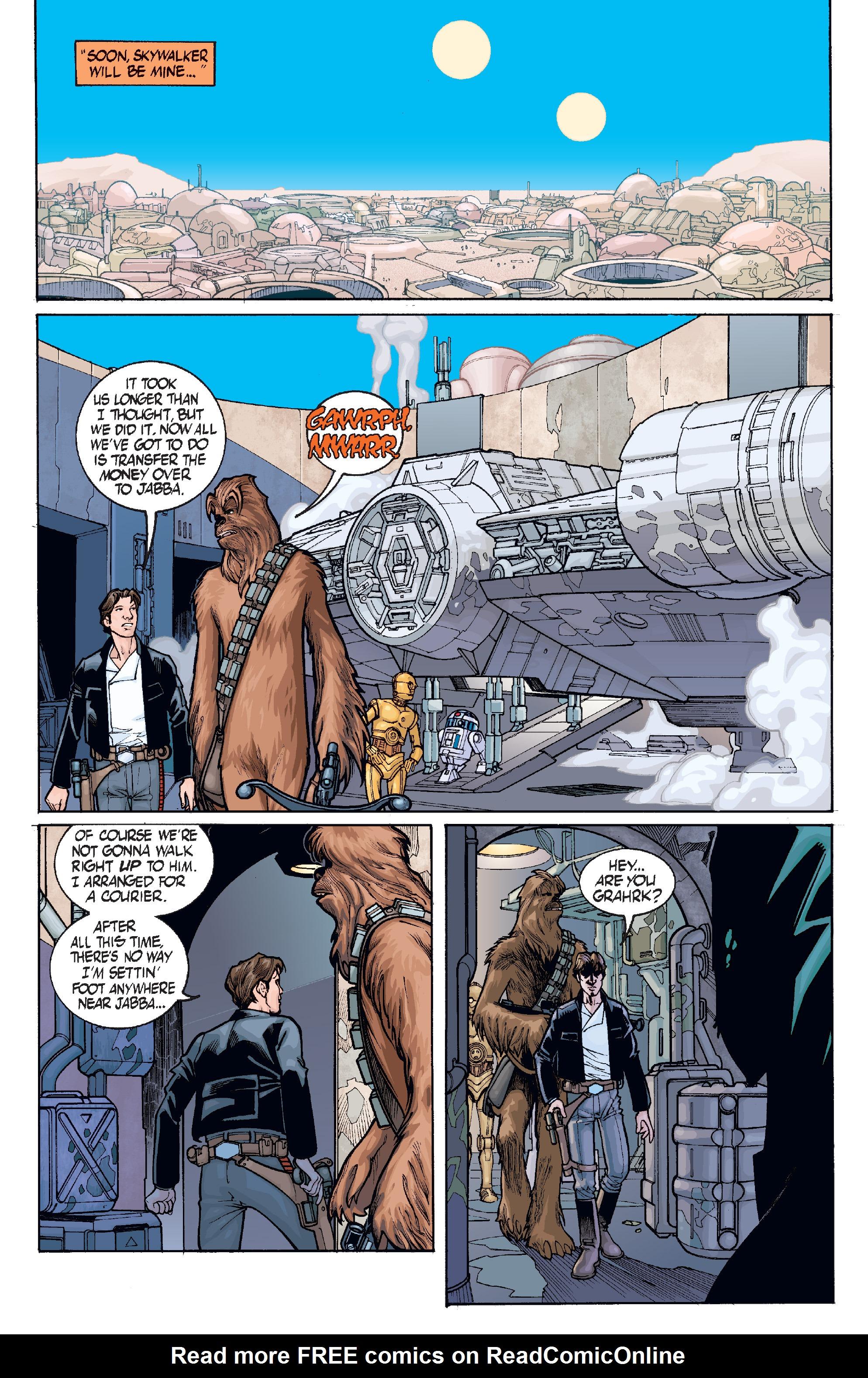 Read online Star Wars Omnibus comic -  Issue # Vol. 27 - 146