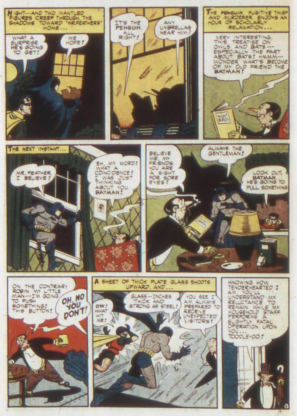 Read online Detective Comics (1937) comic -  Issue #87 - 8
