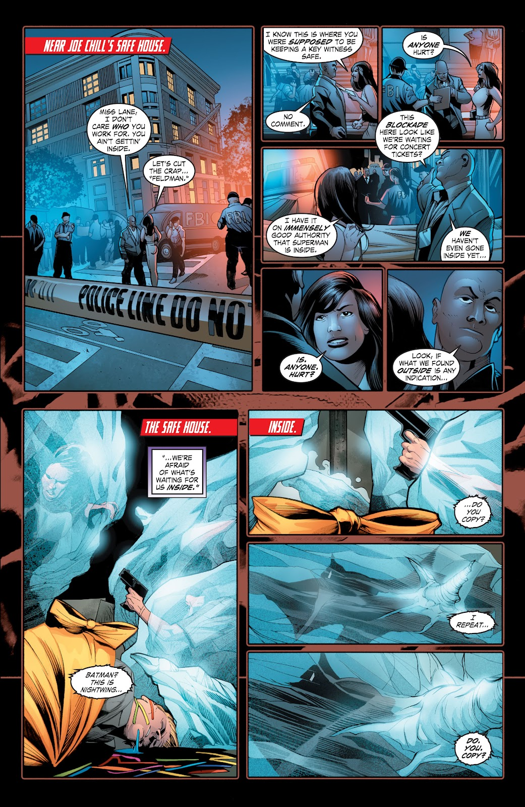 Read online Smallville Season 11 [II] comic -  Issue # TPB 2 - 83