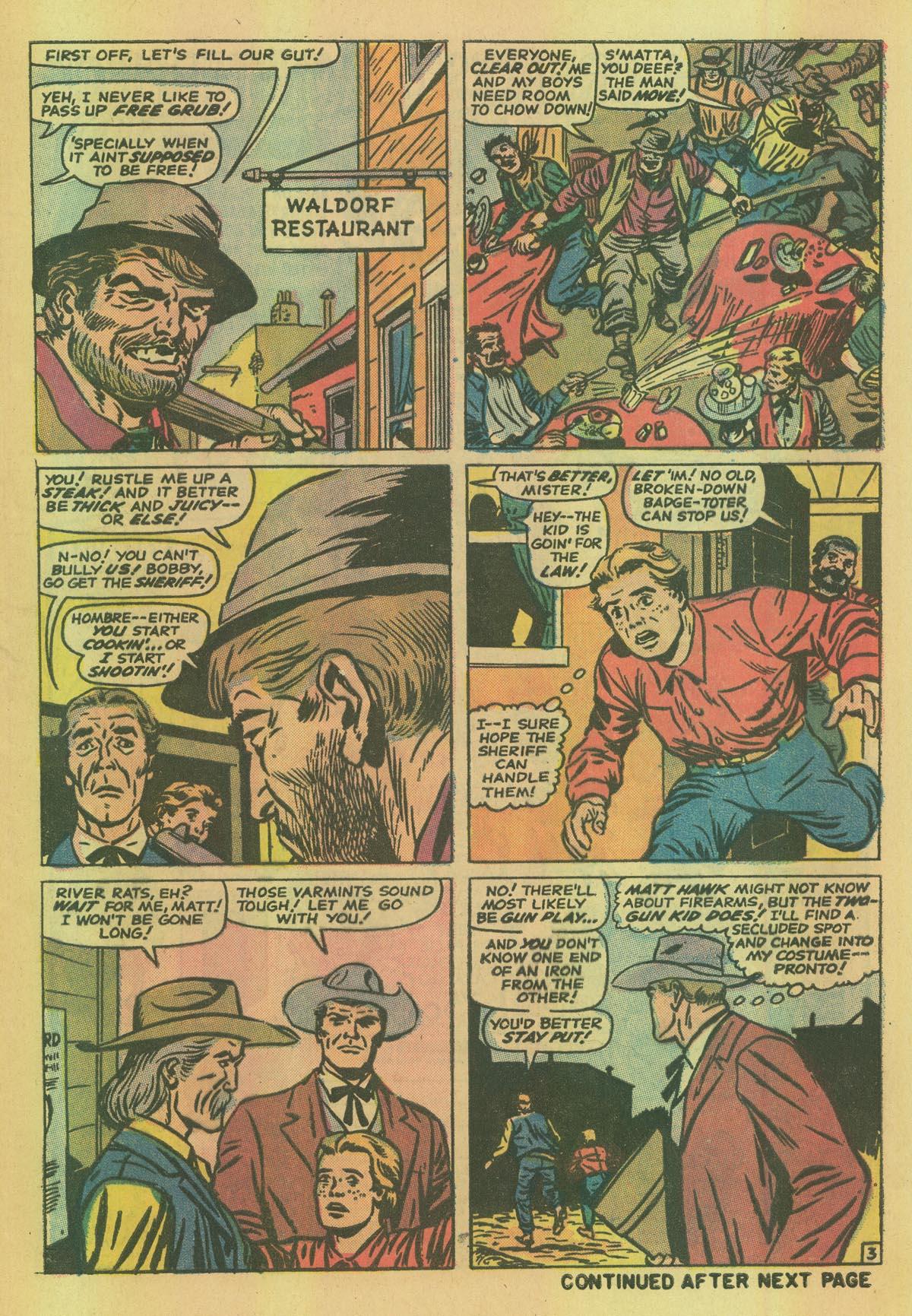 Read online Two-Gun Kid comic -  Issue #114 - 5