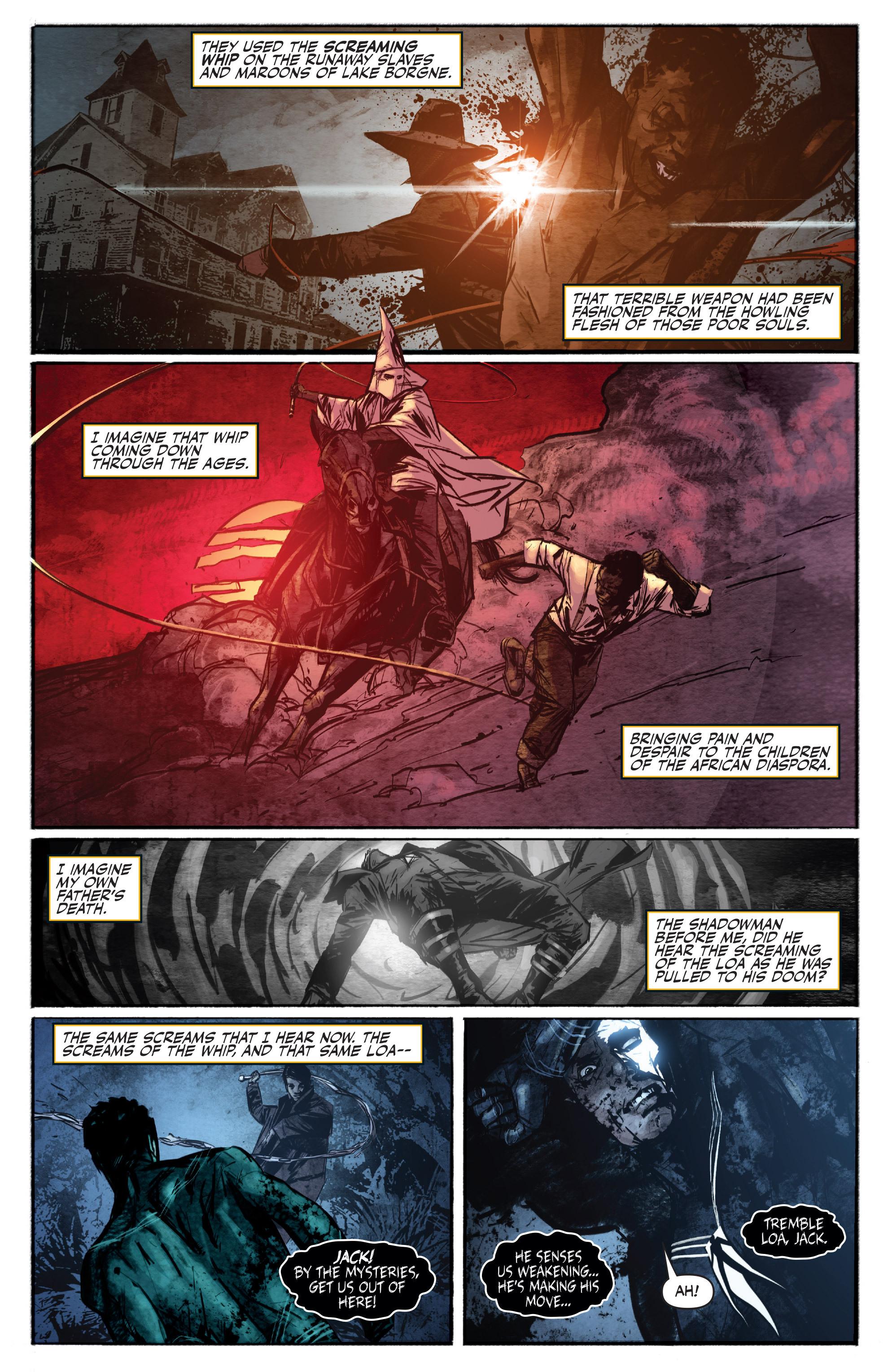 Read online Shadowman (2012) comic -  Issue #16 - 3