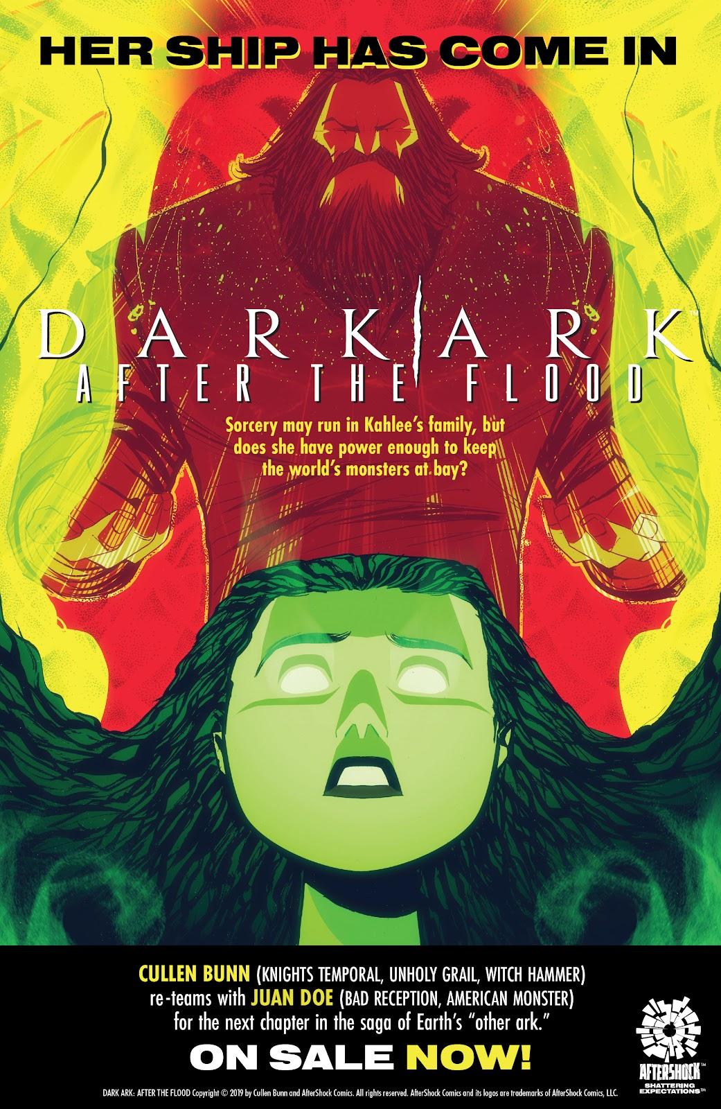 Read online Dark Red comic -  Issue #7 - 27