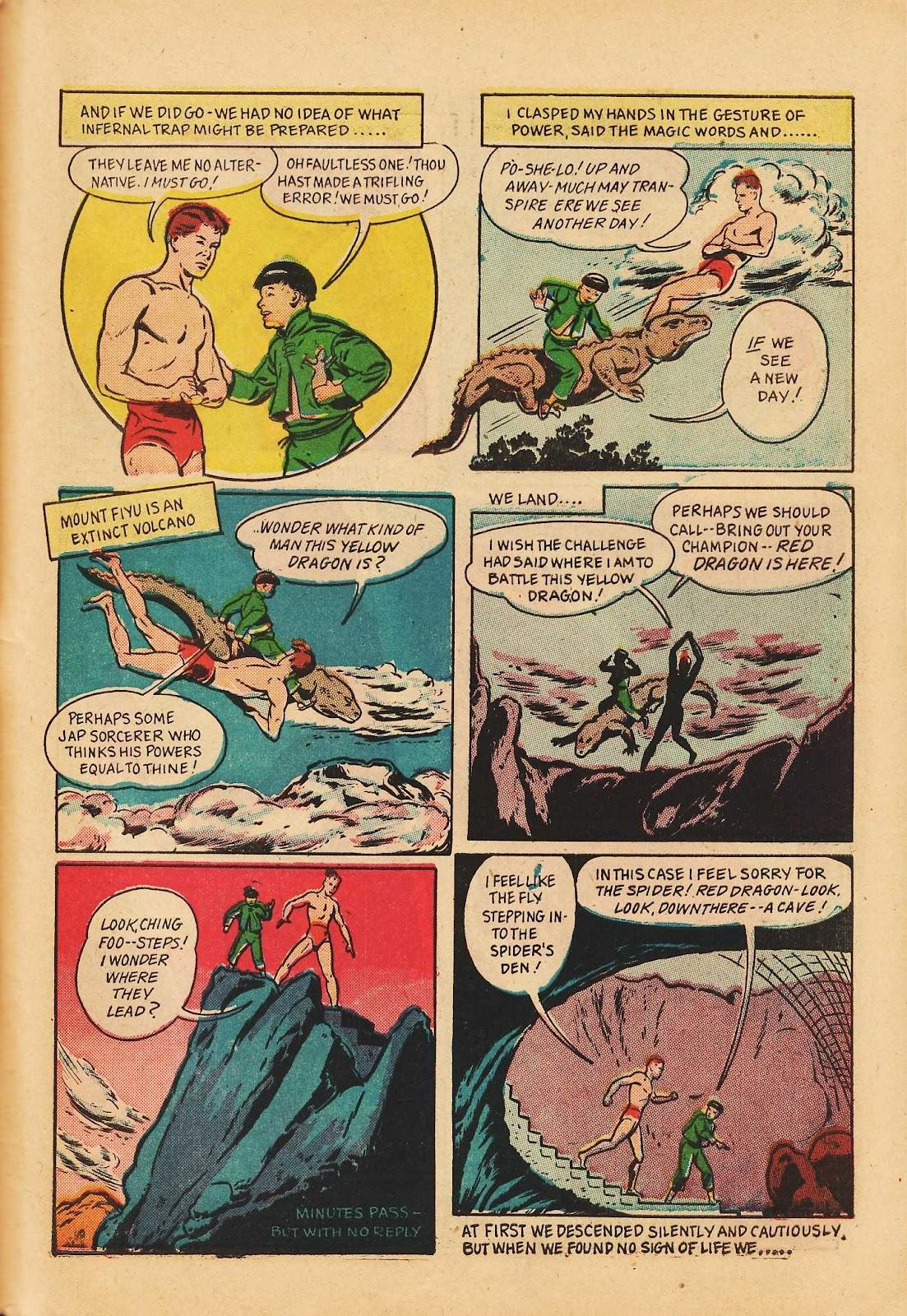 Super-Magician Comics issue 22 - Page 53