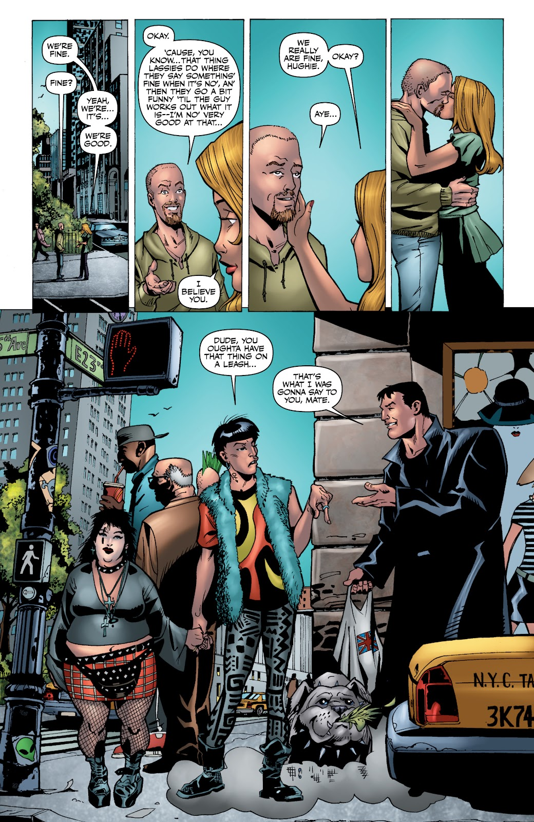 Read online The Boys Omnibus comic -  Issue # TPB 4 (Part 1) - 27