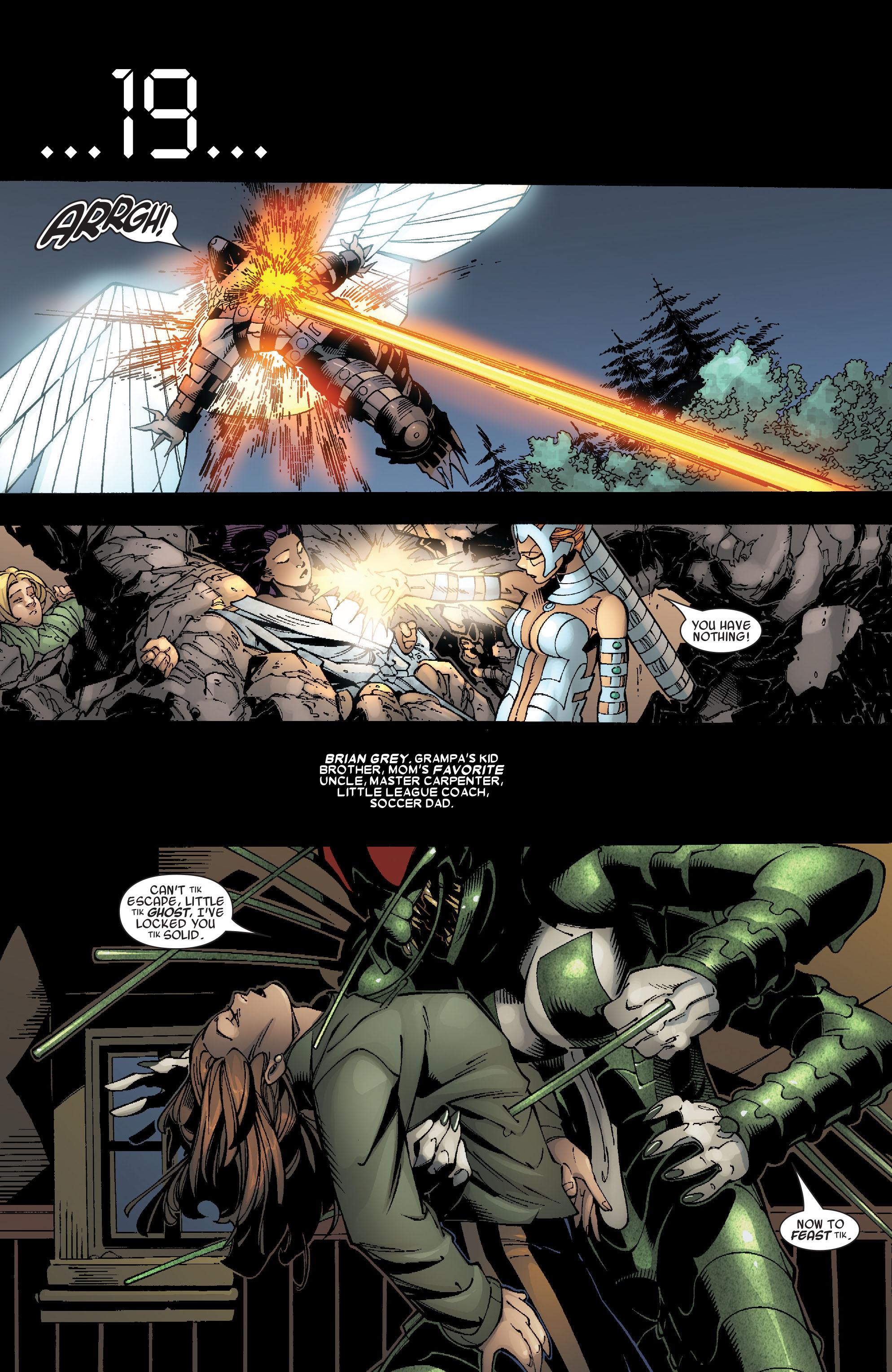 Read online Uncanny X-Men (1963) comic -  Issue #467 - 16