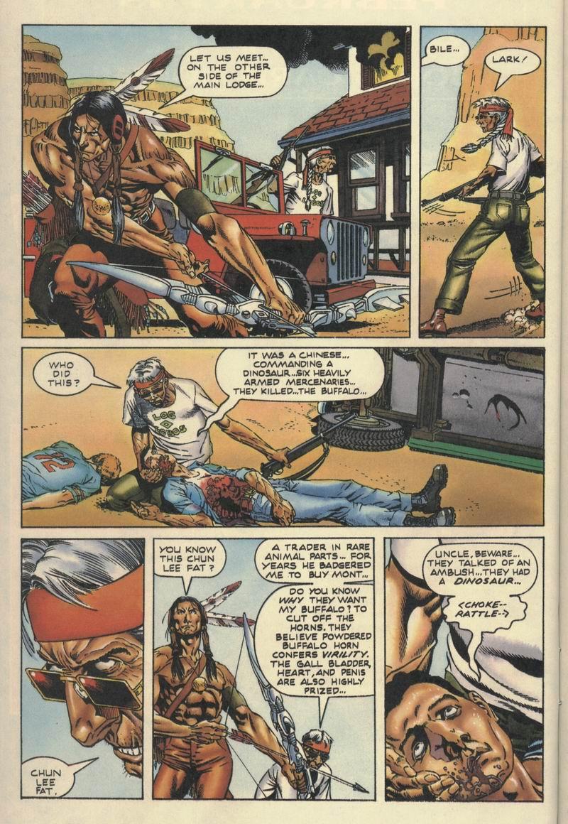 Read online Turok, Dinosaur Hunter (1993) comic -  Issue #10 - 6