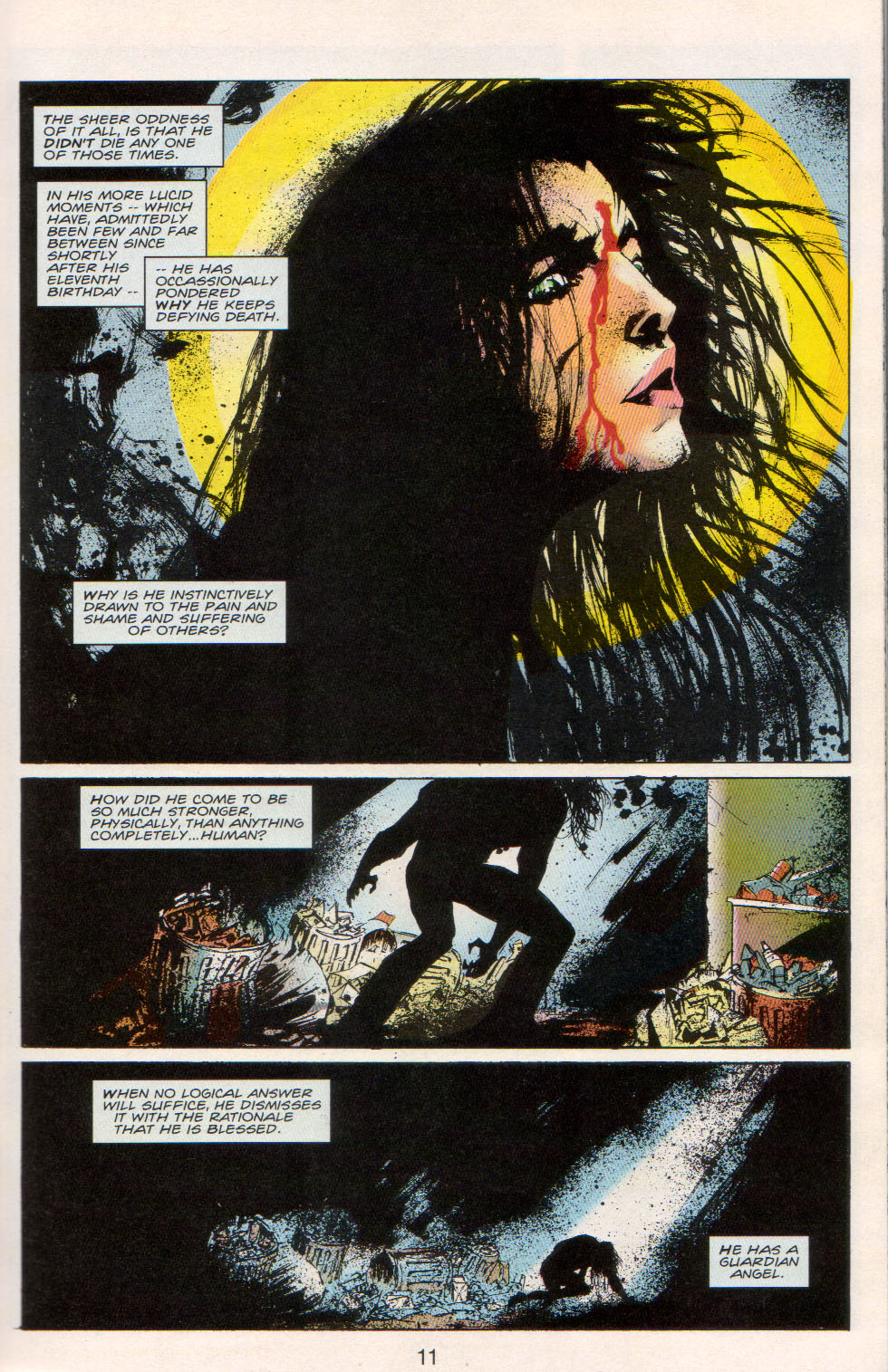 Read online Hellshock comic -  Issue #2 - 13