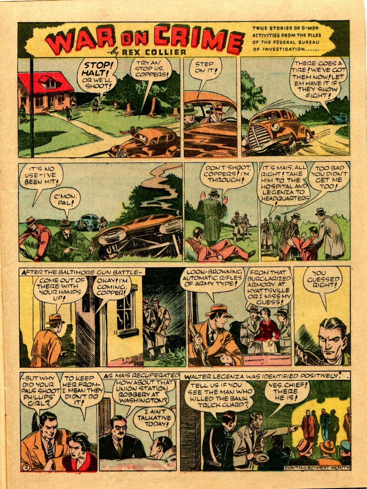 Read online Famous Funnies comic -  Issue #56 - 23