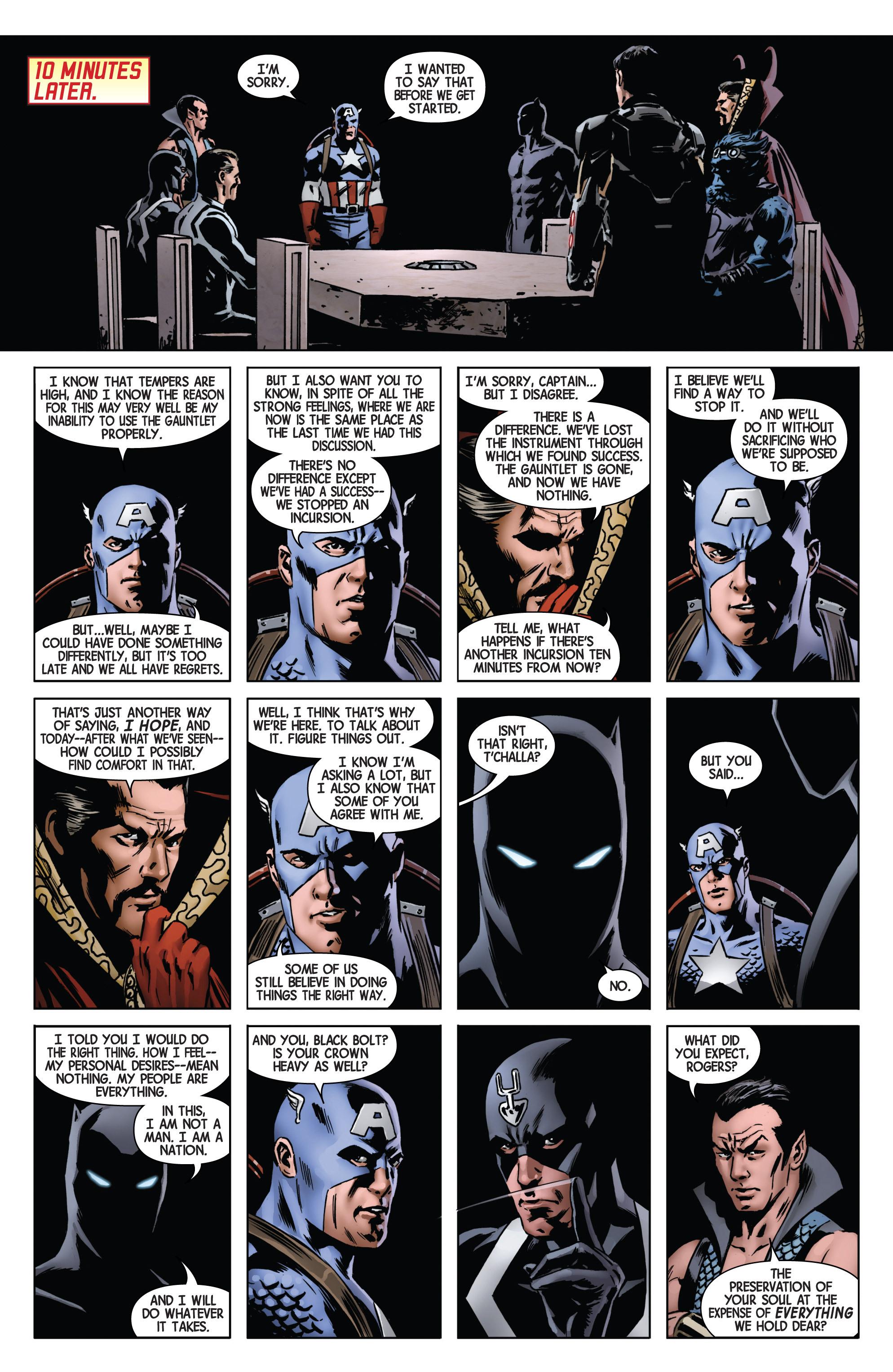 Read online Secret Wars Prelude comic -  Issue # Full - 244