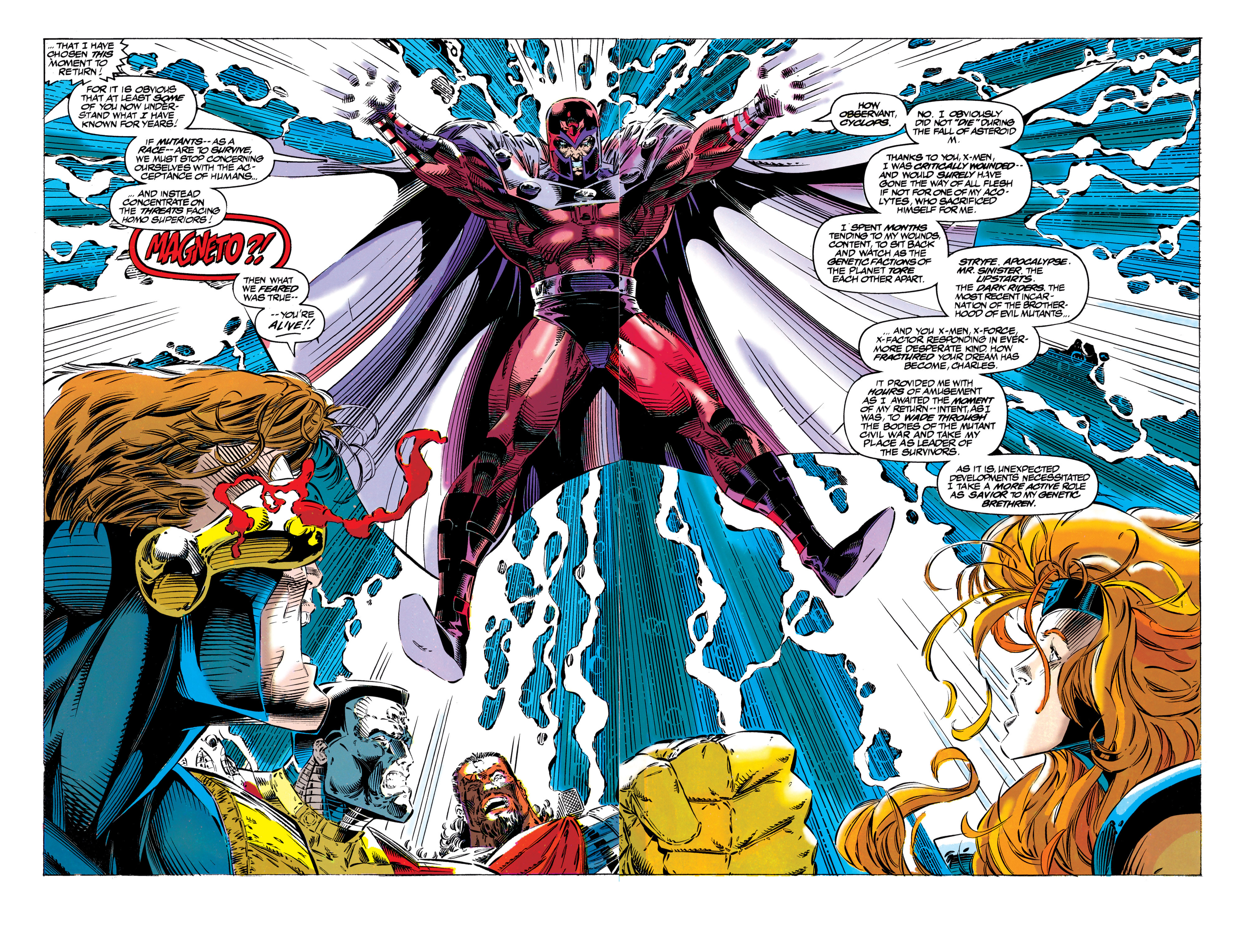 Read online Uncanny X-Men (1963) comic -  Issue #304 - 26