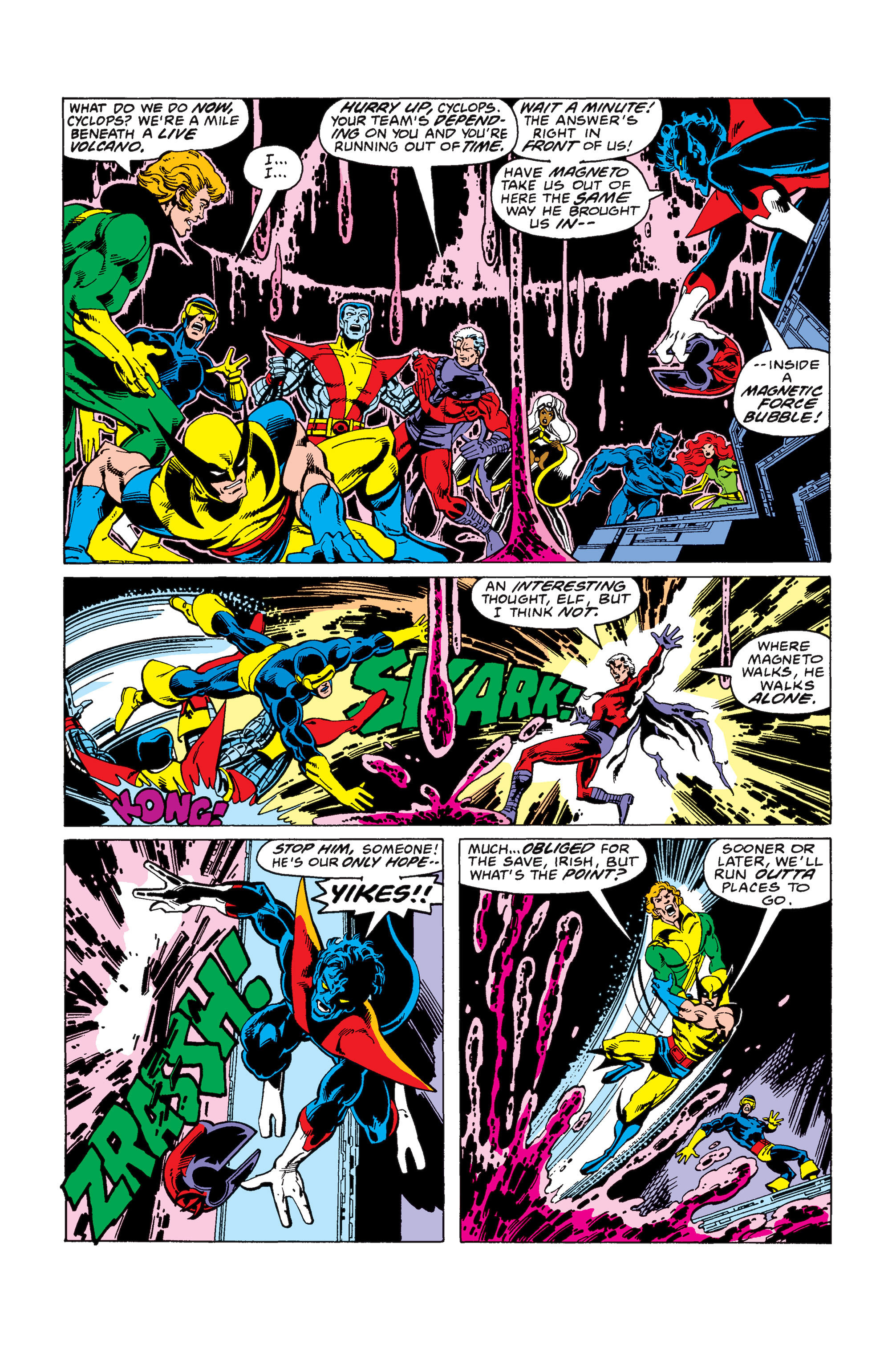 Uncanny X-Men (1963) 113 Page 14