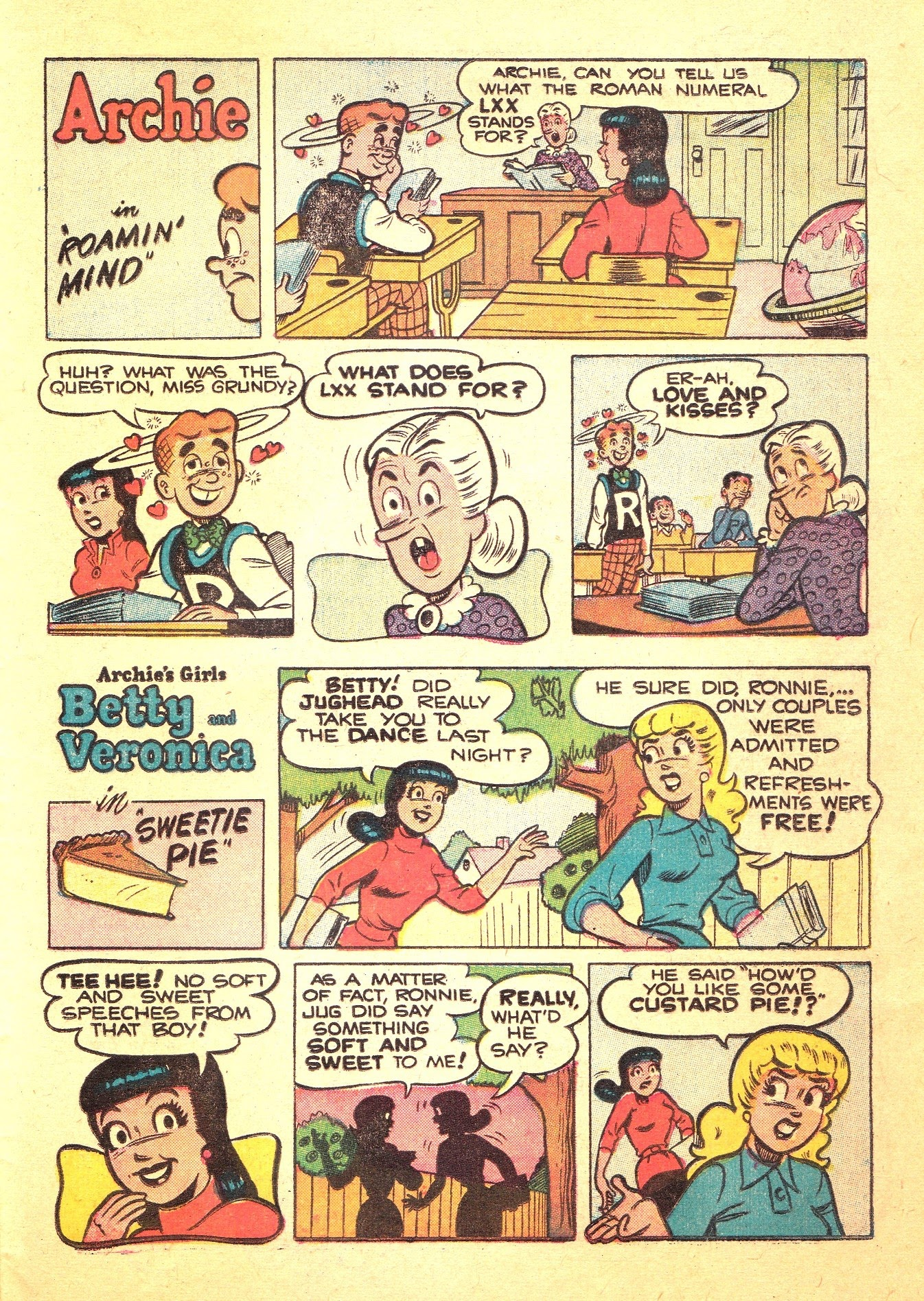 Archie Comics issue 077 - Page 25