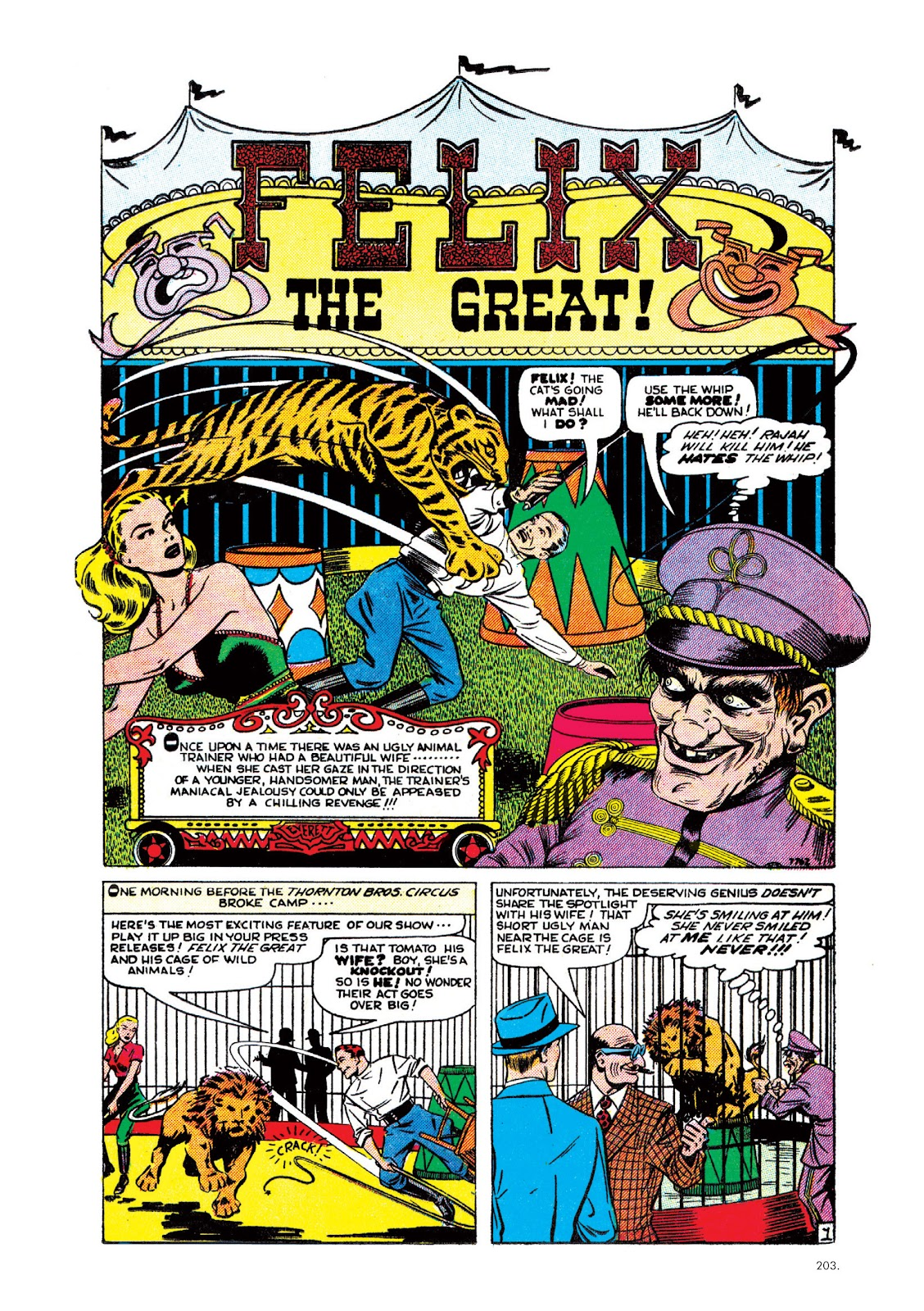 Read online The Bill Everett Archives comic -  Issue # TPB 2 (Part 3) - 1
