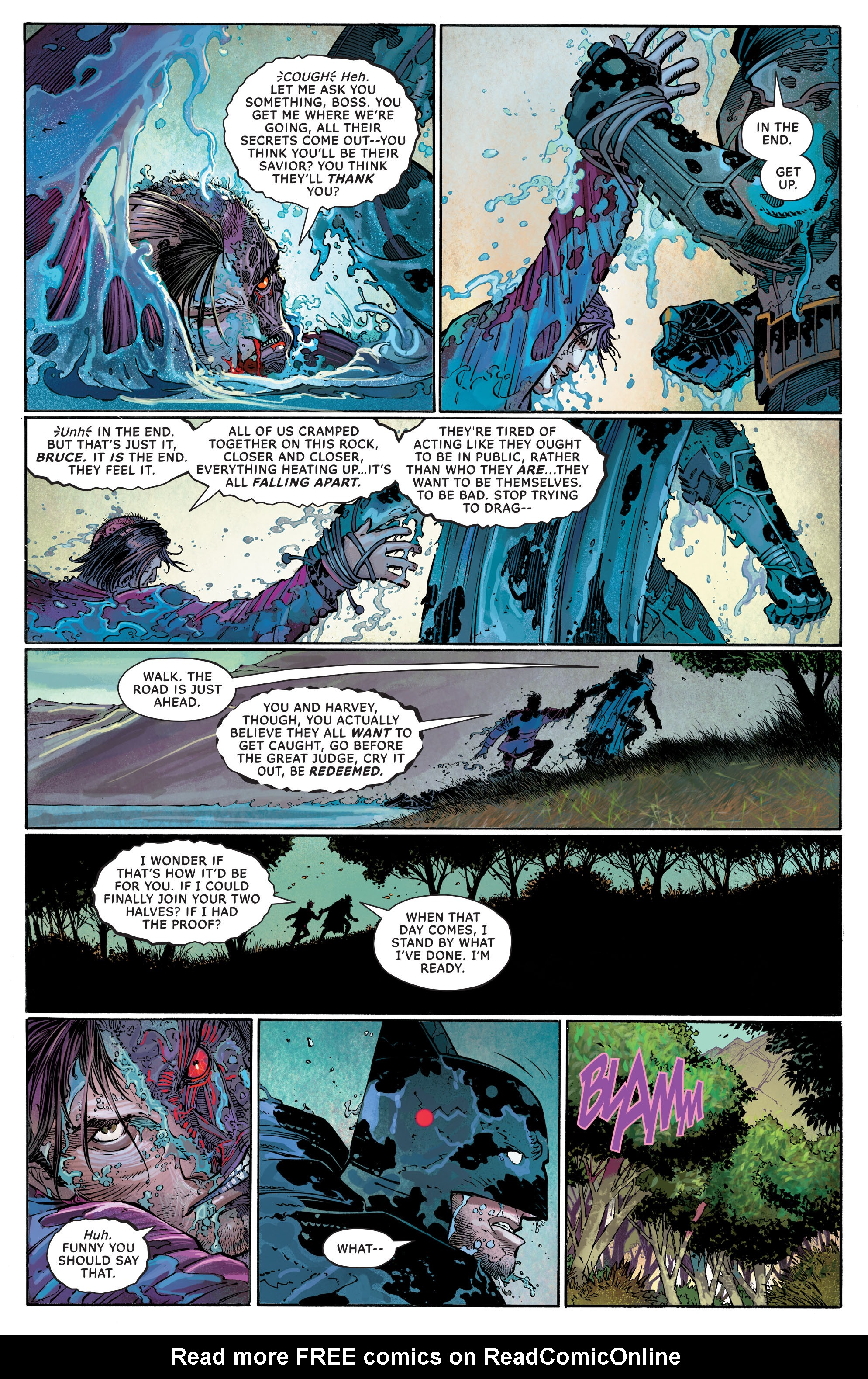 Read online All-Star Batman comic -  Issue #2 - 22