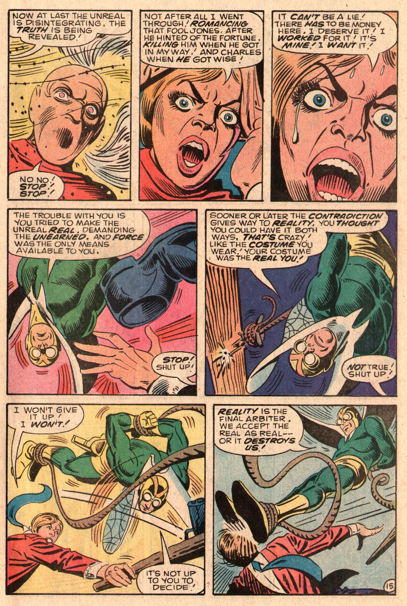 Read online The Fly (1983) comic -  Issue #6 - 19
