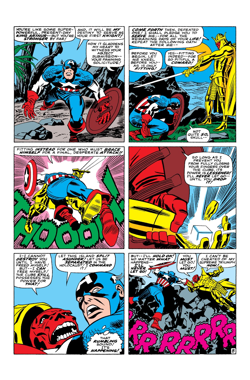 Read online Marvel Masterworks: The Invincible Iron Man comic -  Issue # TPB 3 (Part 4) - 68
