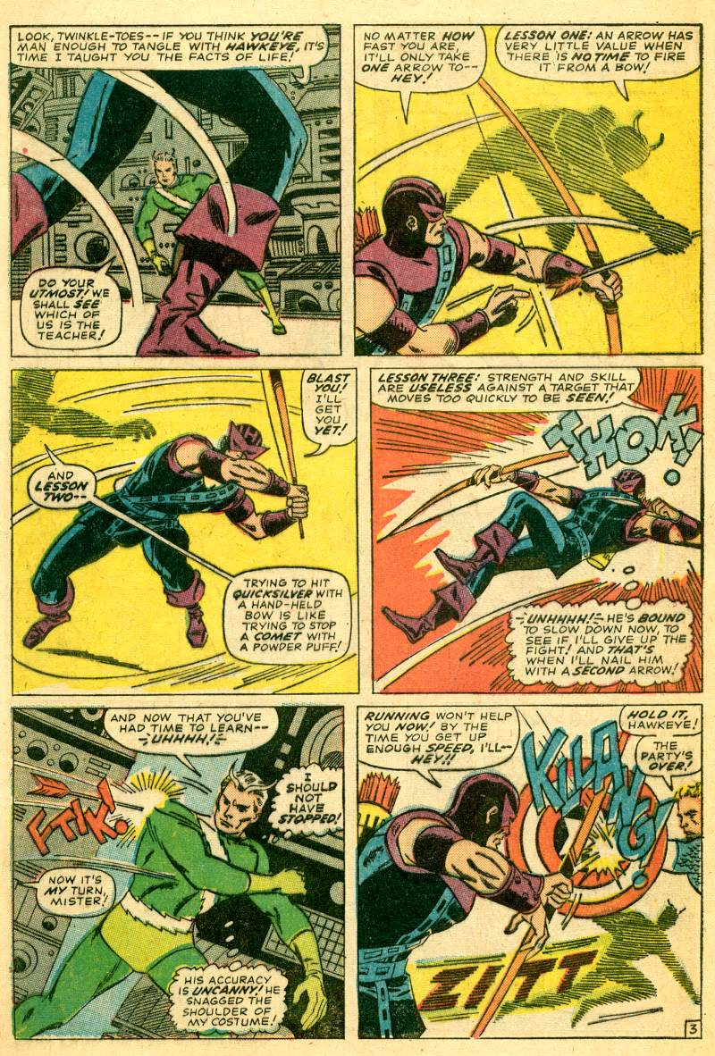 The Avengers (1963) 26 Page 4