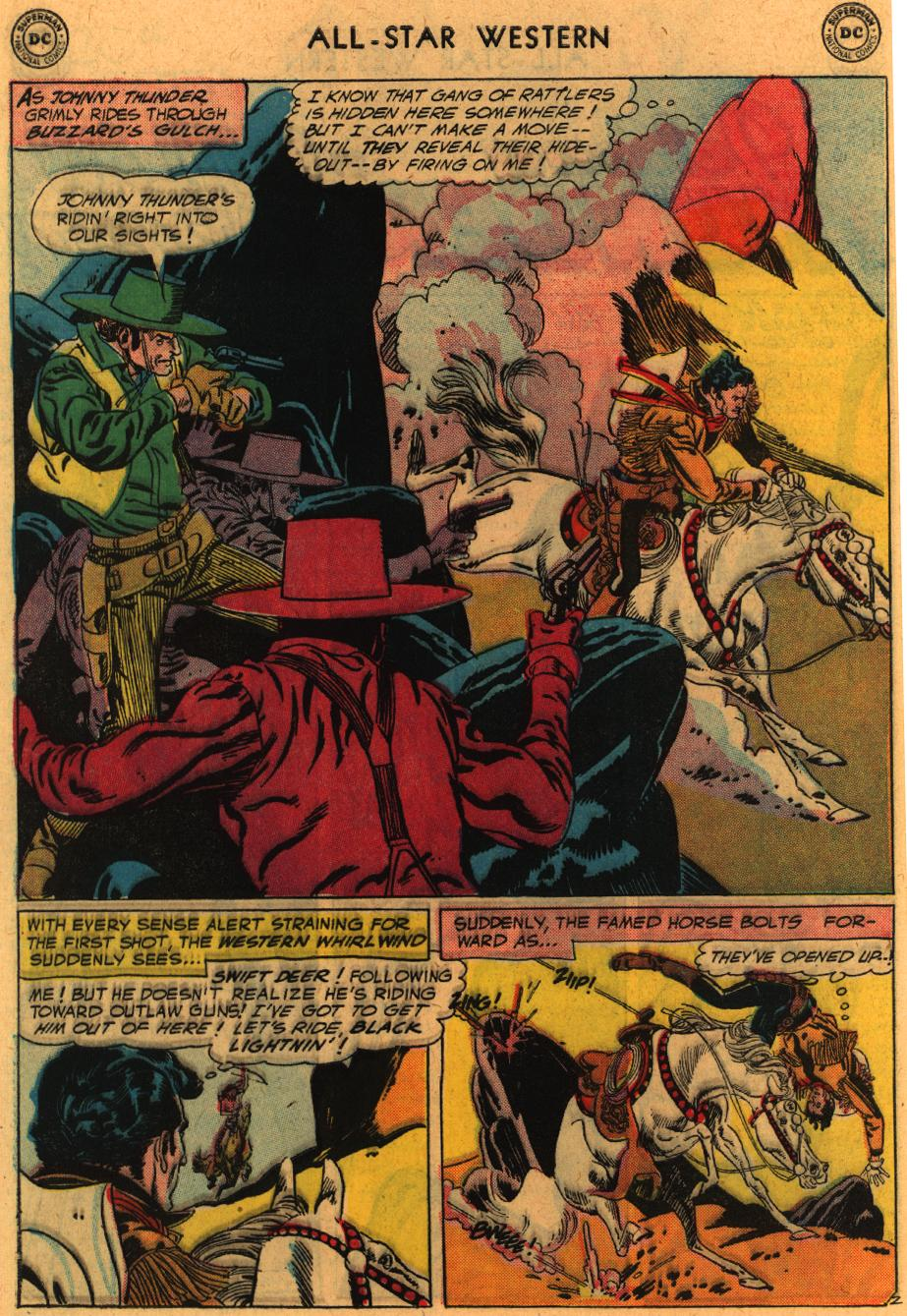 Read online All-Star Western (1951) comic -  Issue #98 - 29
