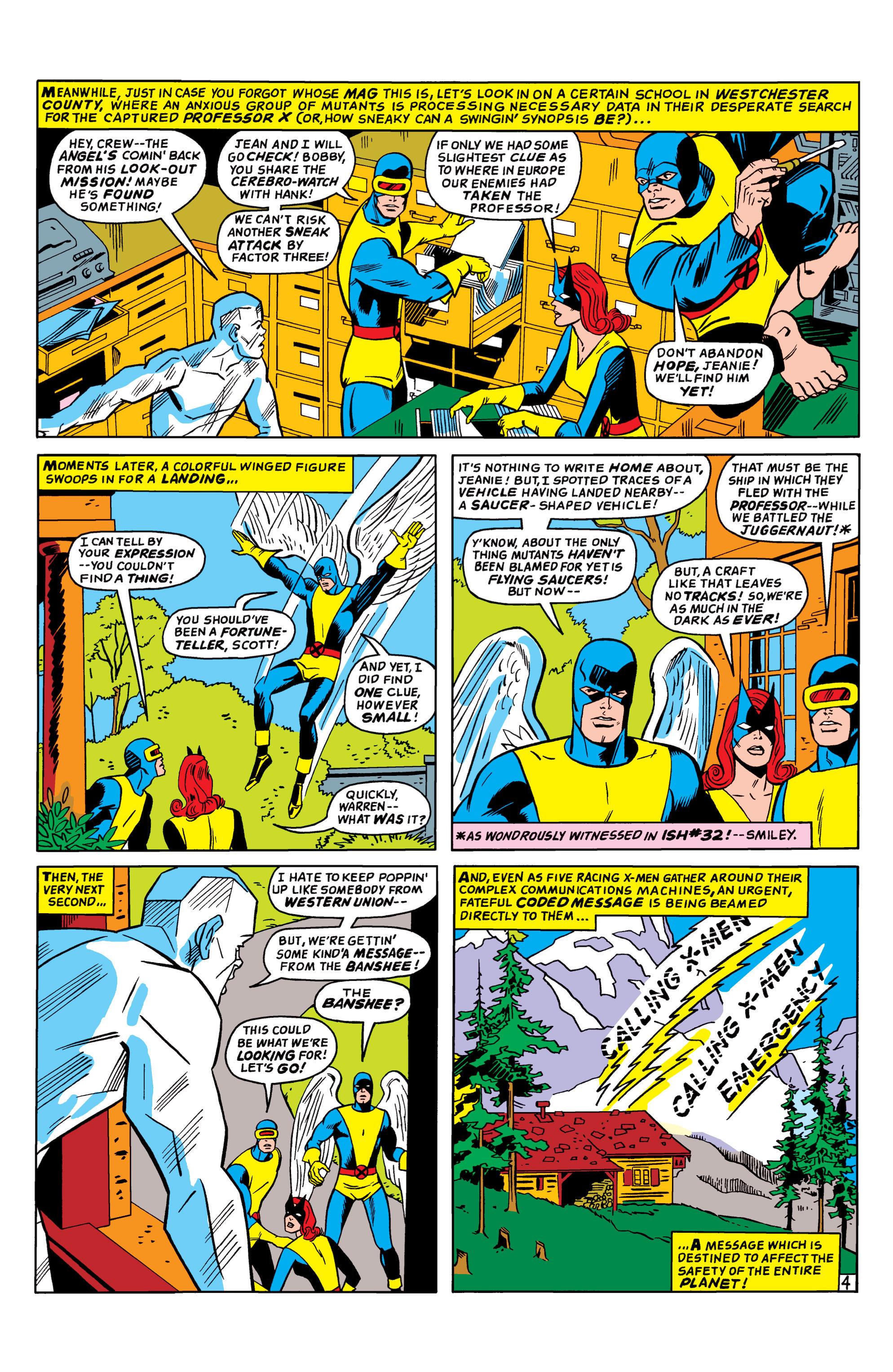 Uncanny X-Men (1963) 35 Page 4
