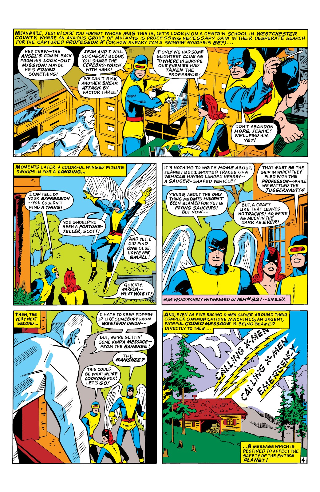 Uncanny X-Men (1963) issue 35 - Page 5