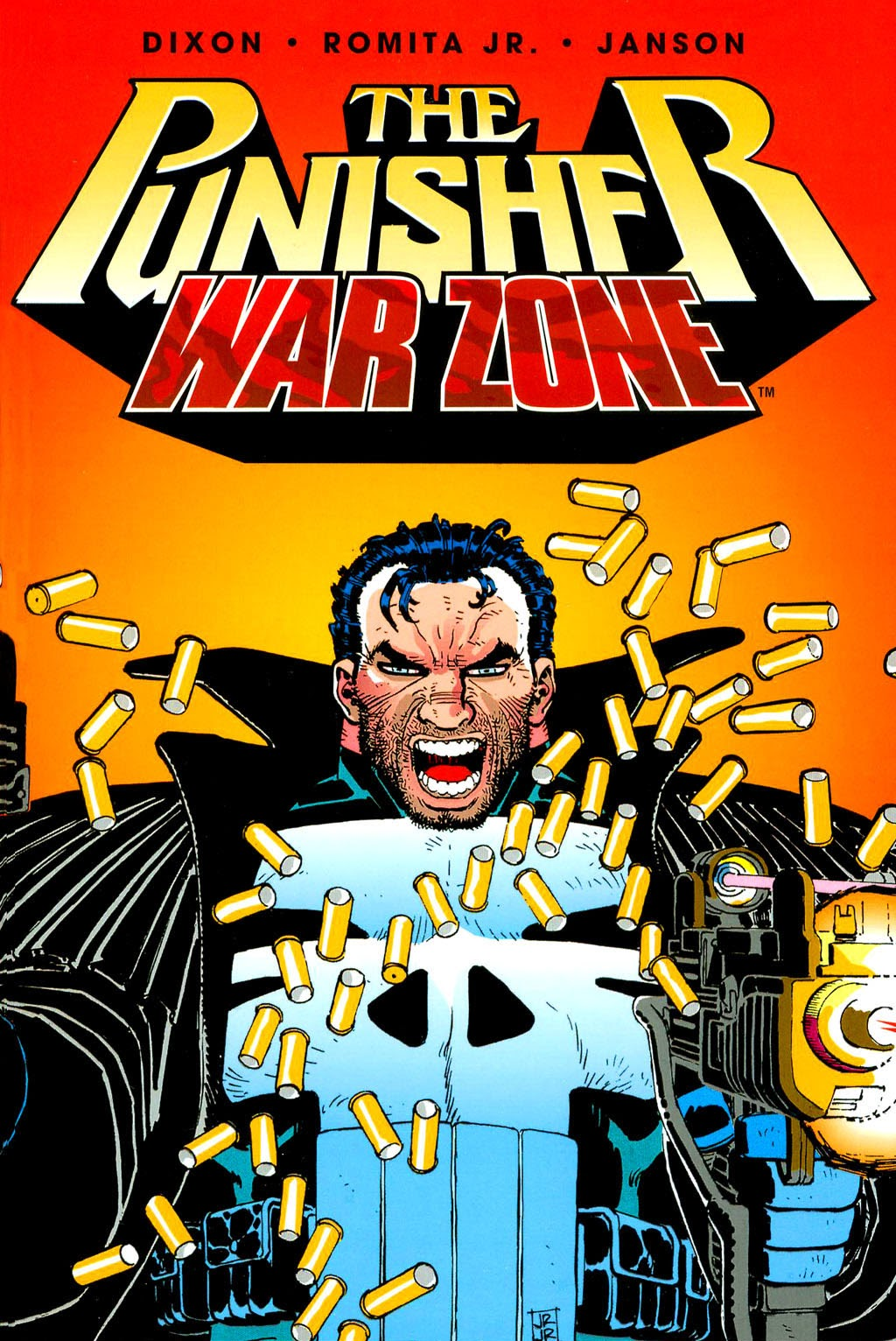 The Punisher War Zone _TPB Page 1