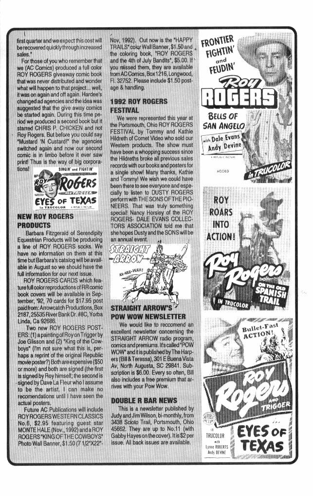 Read online Roy Rogers comic -  Issue #5 - 5