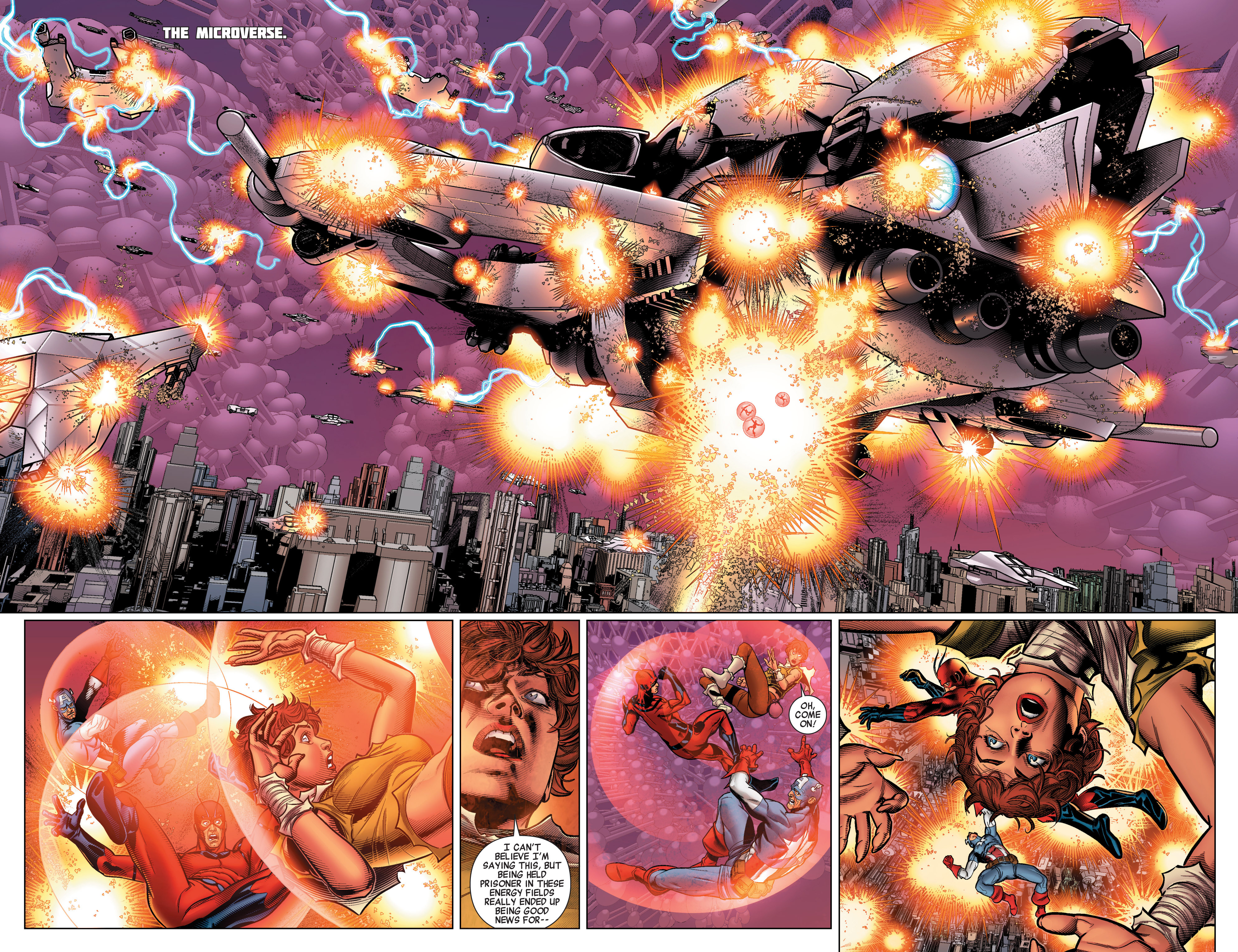 Read online Avengers (2010) comic -  Issue #34 - 6
