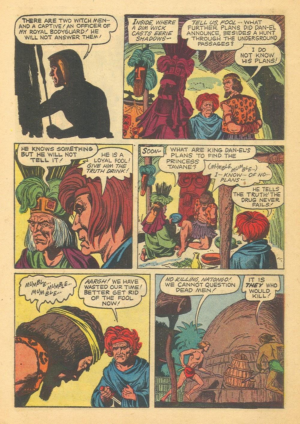 Tarzan (1948) issue 70 - Page 30