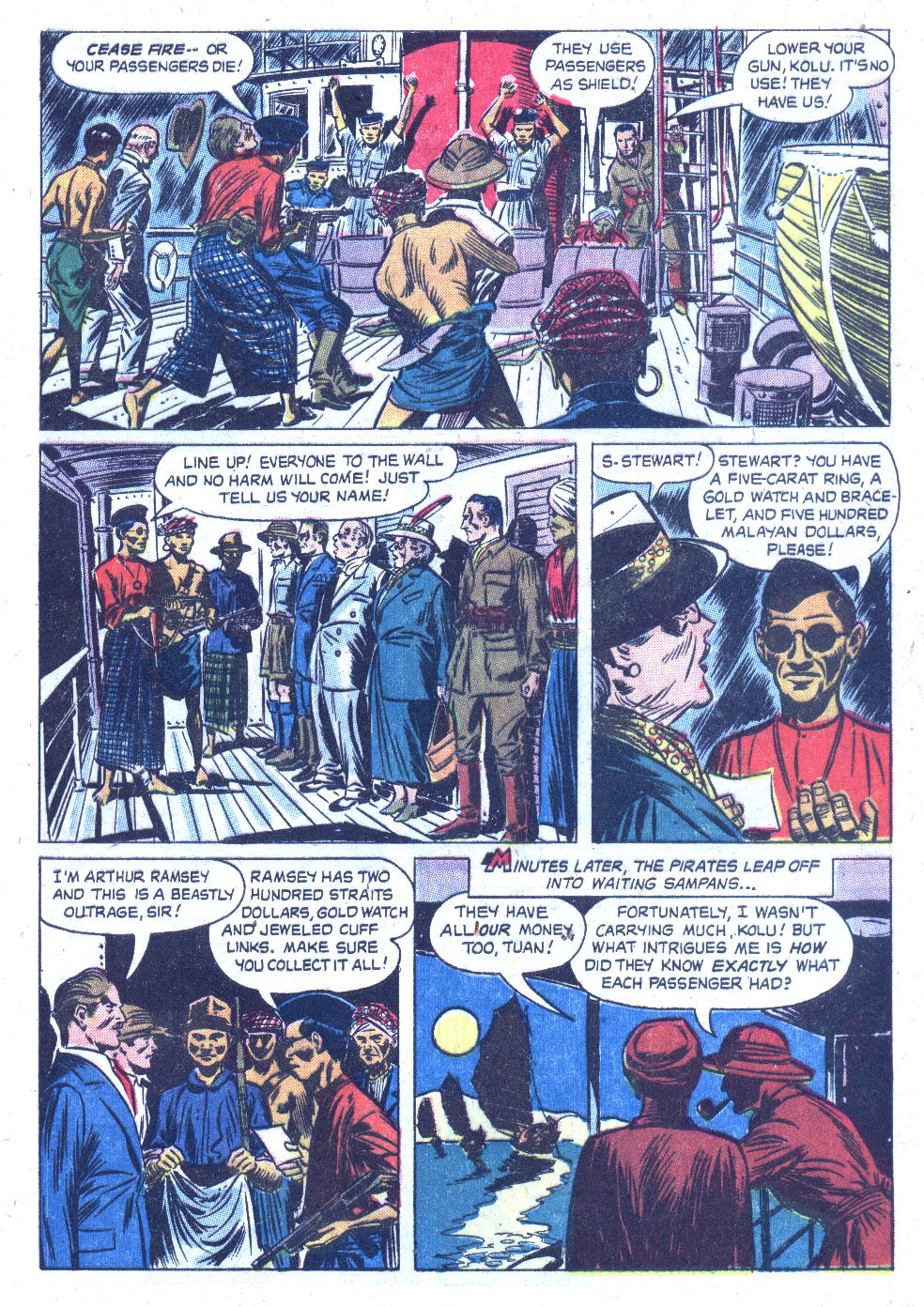 Four Color Comics issue 565 - Page 5